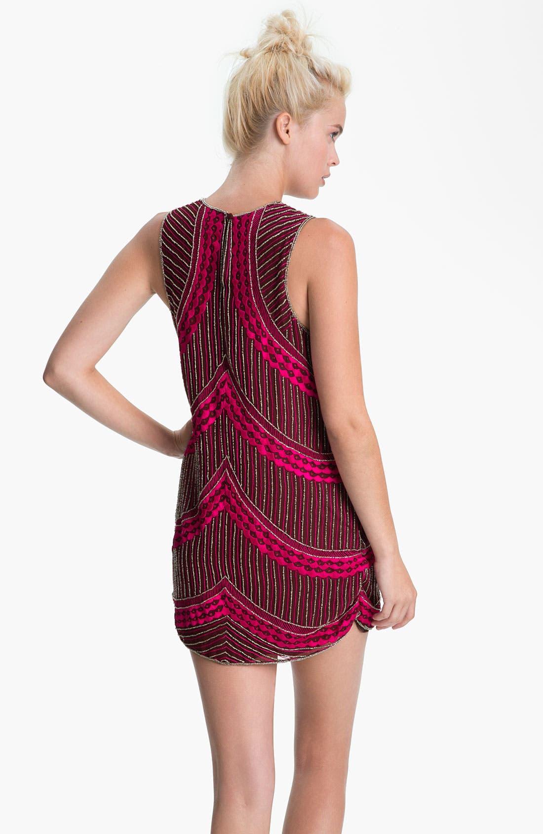 Alternate Image 2  - Parker Embellished Shift Dress