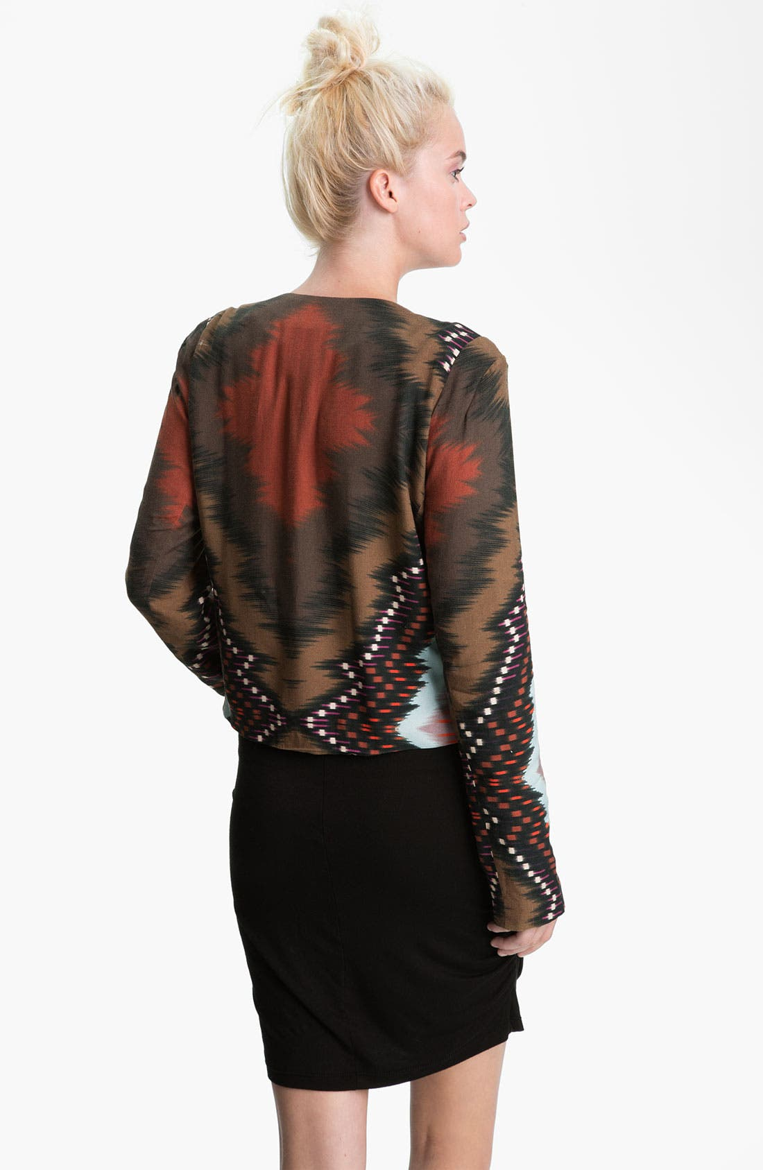 Alternate Image 2  - Sanctuary 'Mongolian' Print Blazer