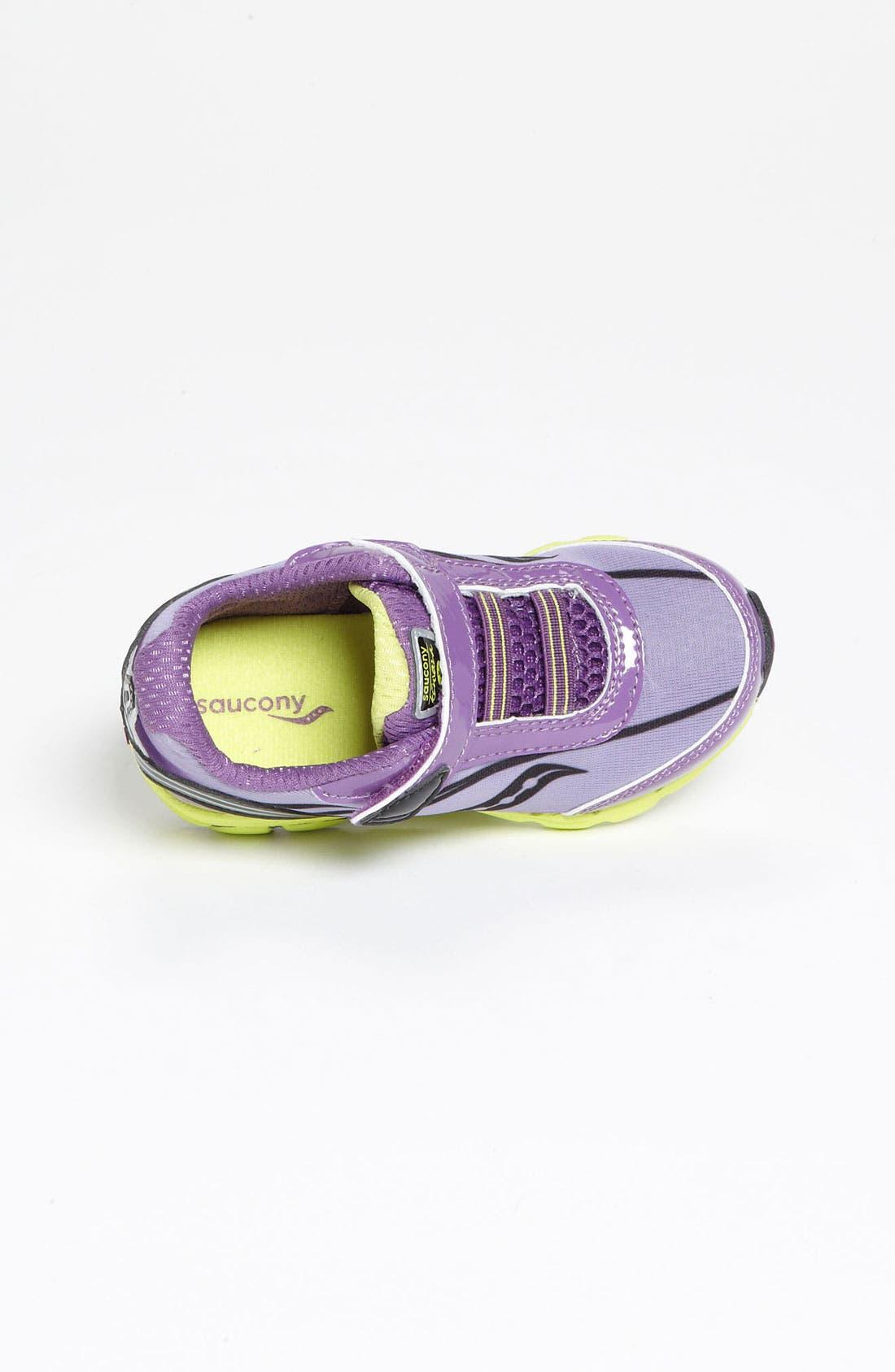 Alternate Image 3  - Saucony 'Kinvara 2' Athletic Shoe (Baby, Walker & Toddler)
