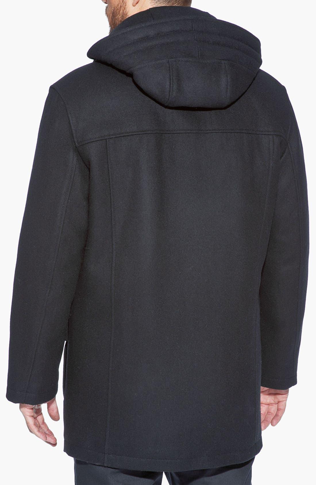 Alternate Image 2  - Andrew Marc 'Weber' Water Resistant Wool Blend Jacket