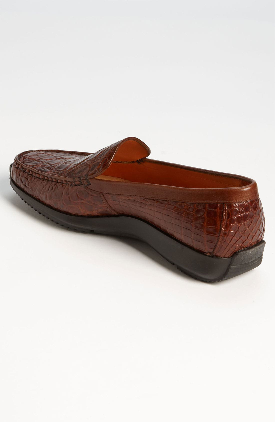 Alternate Image 2  - Martin Dingman 'Arlo' Crocodile Loafer (Men)