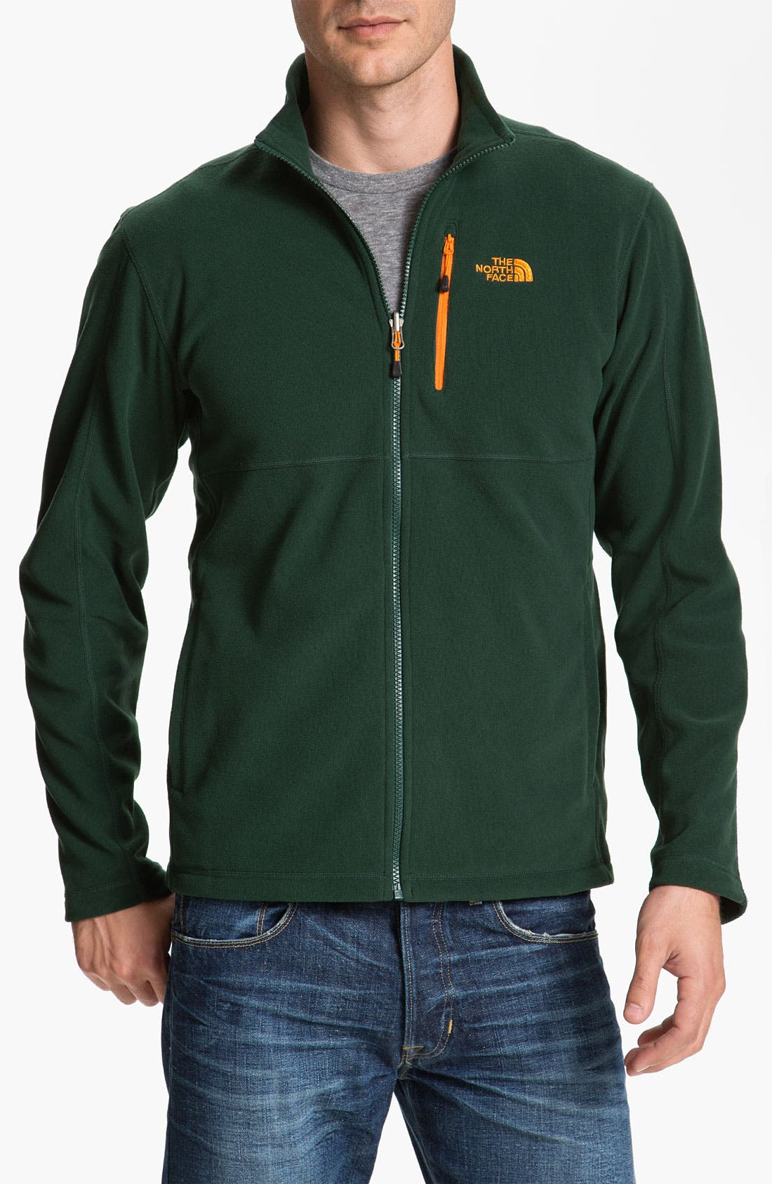 Main Image - The North Face 'TKA 100' Zip Fleece