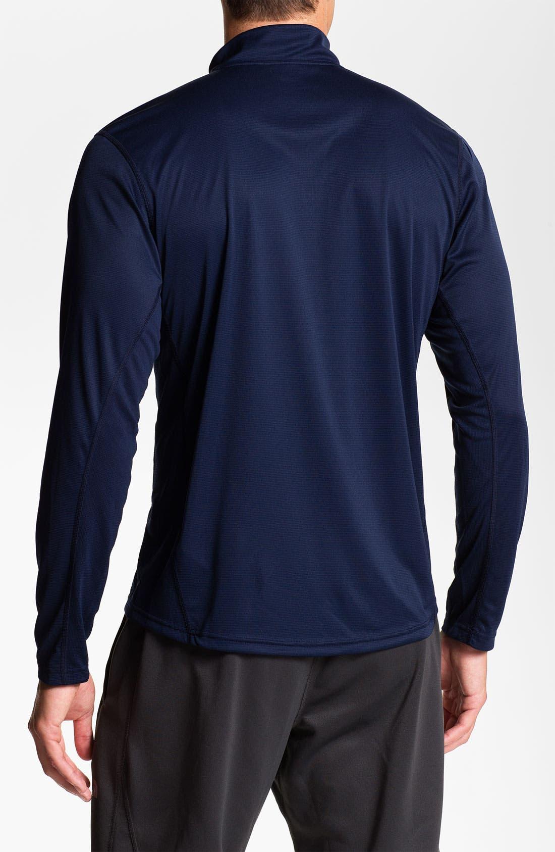 Alternate Image 2  - The North Face 'Flex' Quarter Zip Jacket