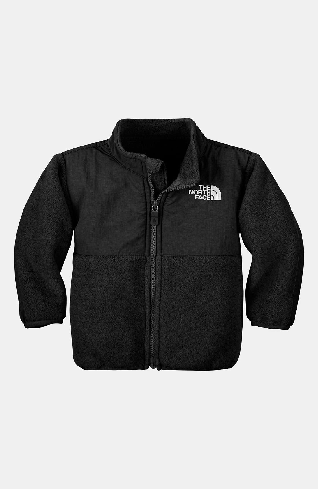 Main Image - The North Face 'Denali' Recycled Fleece Jacket (Baby Boys)