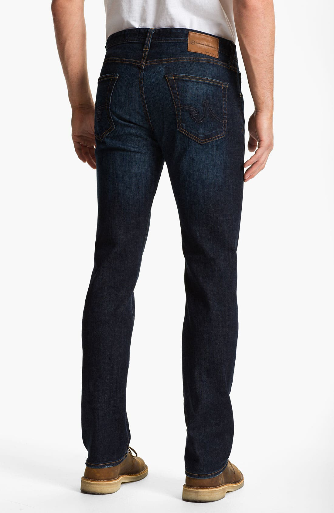 Alternate Image 2  - AG Jeans 'Matchbox' Slim Fit Jeans (Robinson)