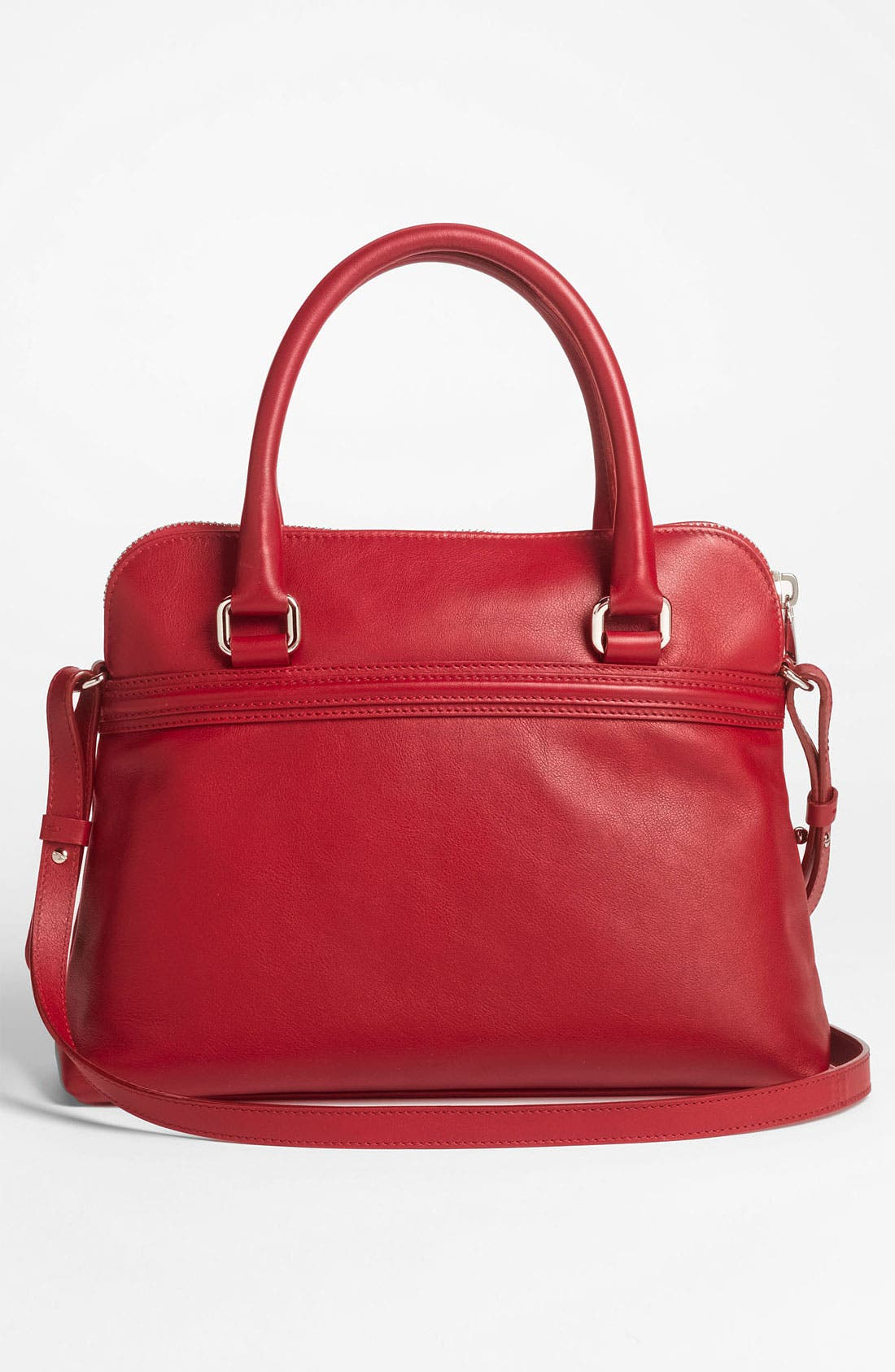 Alternate Image 4  - MARC JACOBS 'Raleigh' Leather Satchel