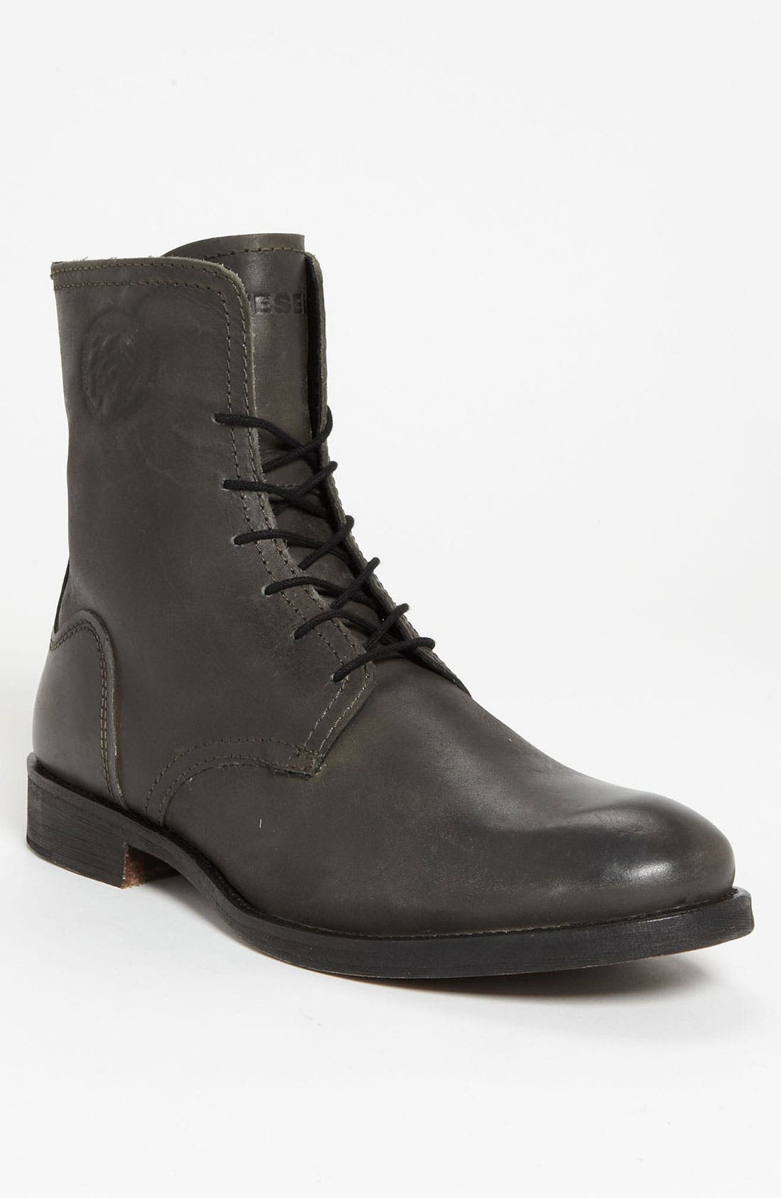 Alternate Image 1 Selected - DIESEL® 'Norman' Plain Toe Boot
