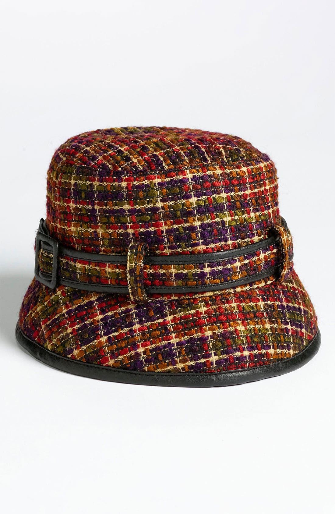 Main Image - Halogen® Bouclé Bucket Hat