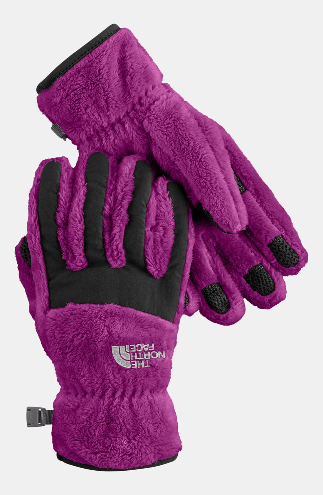 Main Image - The North Face 'Denali' Thermal Gloves (Girls)