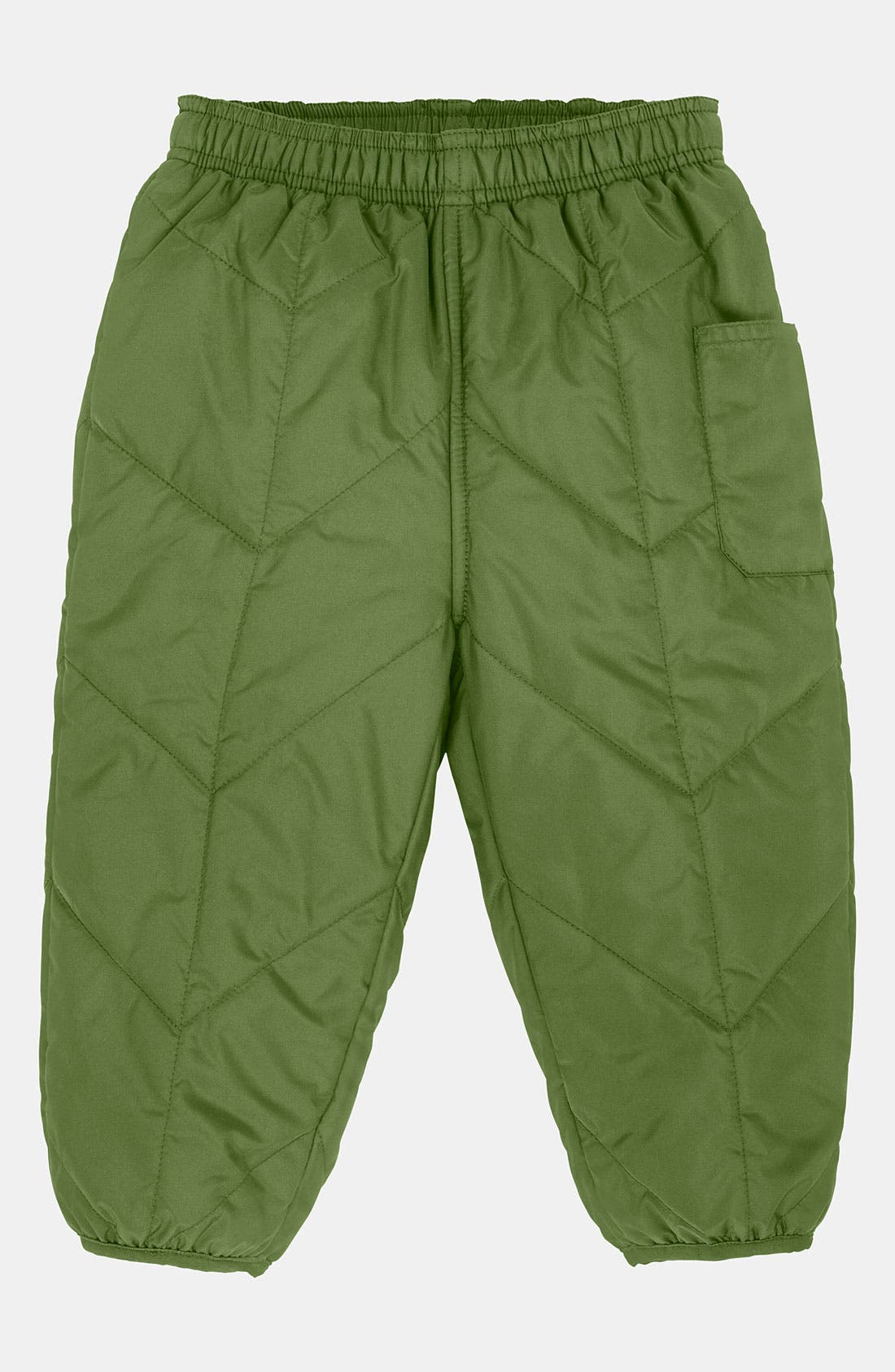 Alternate Image 1 Selected - The North Face 'Perrito' Reversible Snow Pants (Infant)