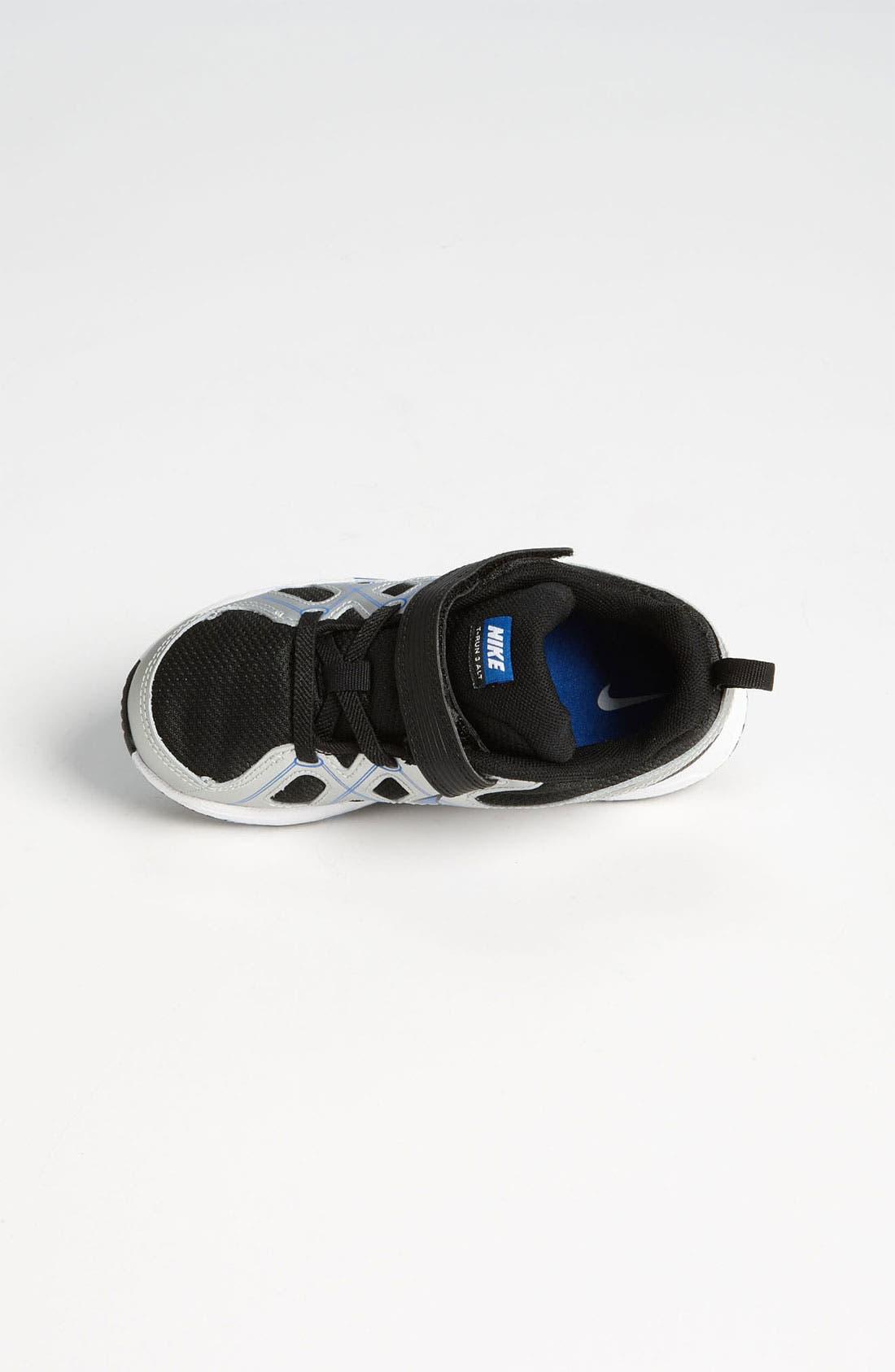 Alternate Image 3  - Nike 'T-Run 3 Alt' Running Shoe (Baby, Walker & Toddler) (Special Purchase)