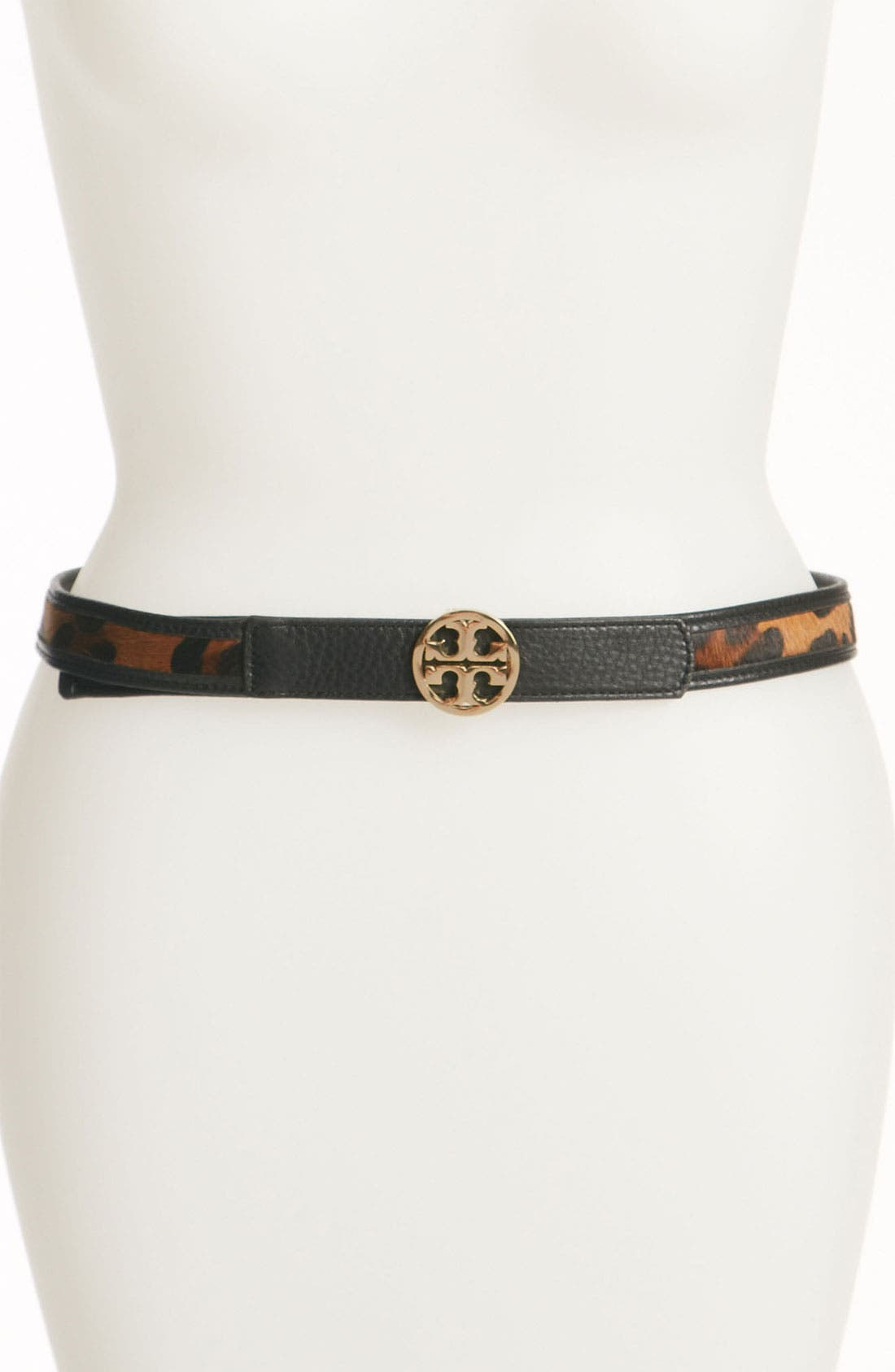 Alternate Image 1 Selected - Tory Burch Reversible Belt
