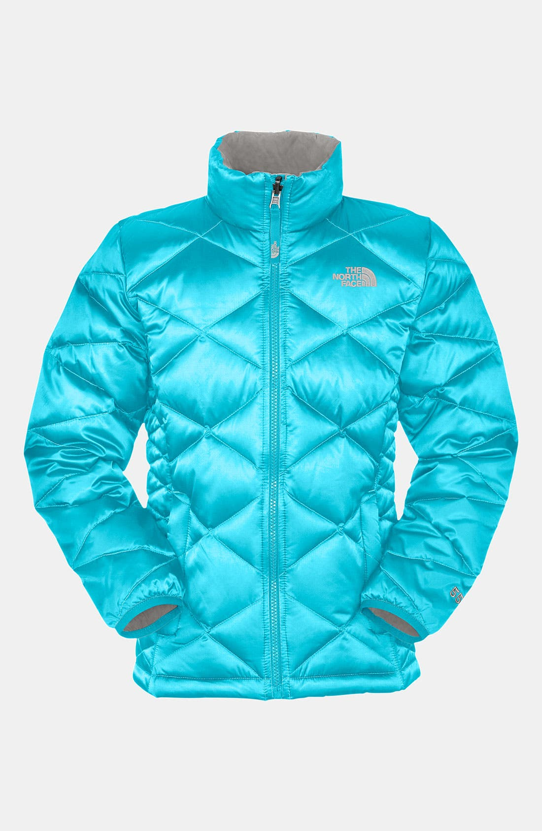 Alternate Image 1 Selected - The North Face 'Aconcagua' Jacket (Big Girls)