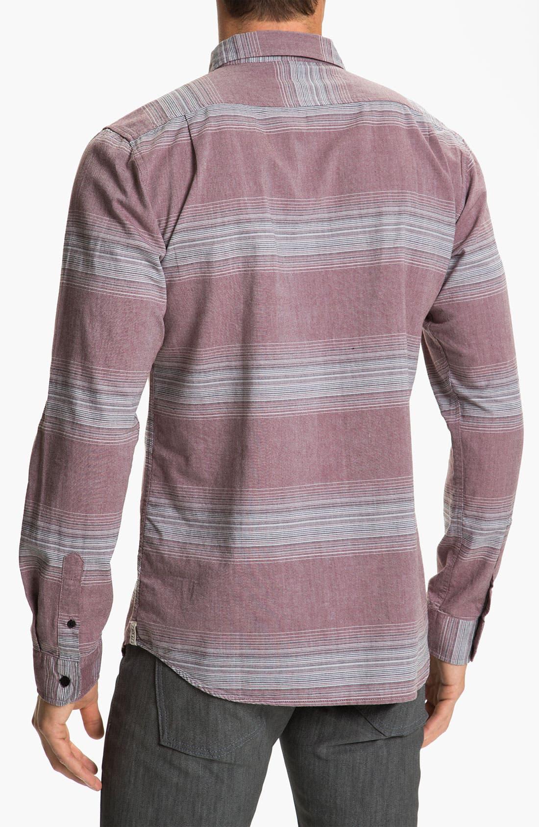 Alternate Image 2  - Ezekiel 'Oceanside' Woven Shirt