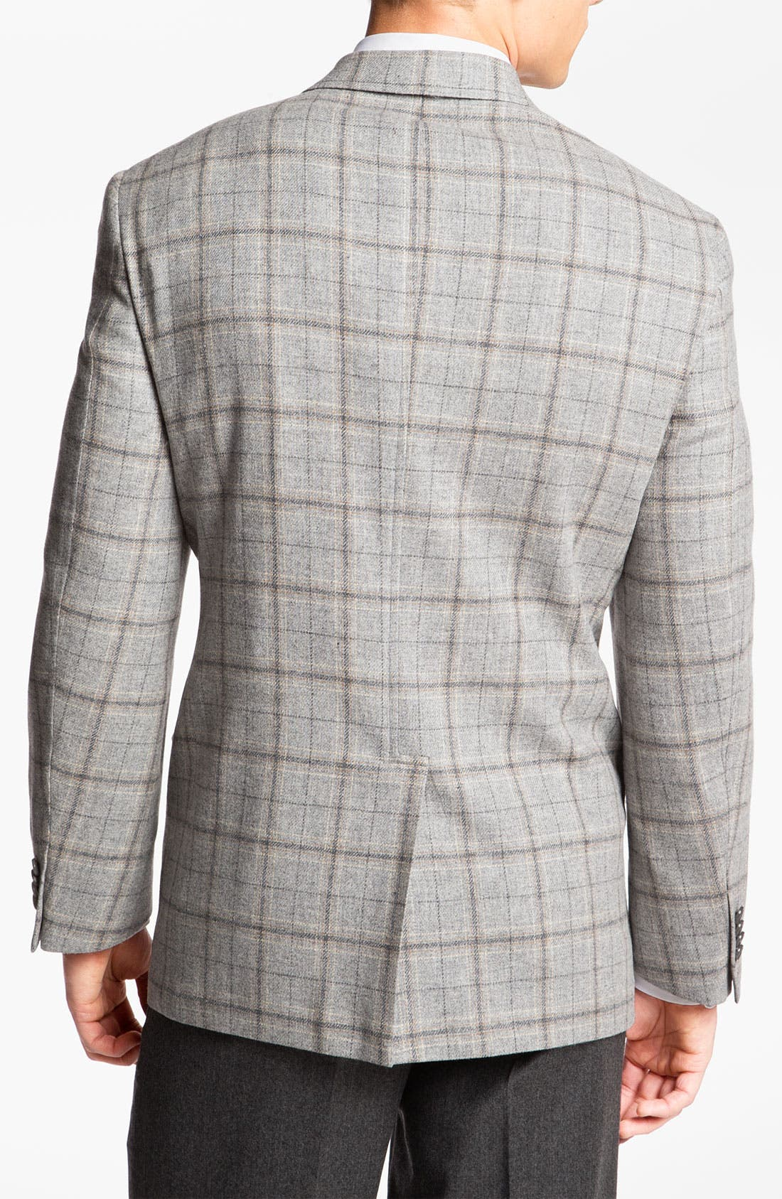 Alternate Image 2  - Hart Schaffner Marx Plaid Sportcoat