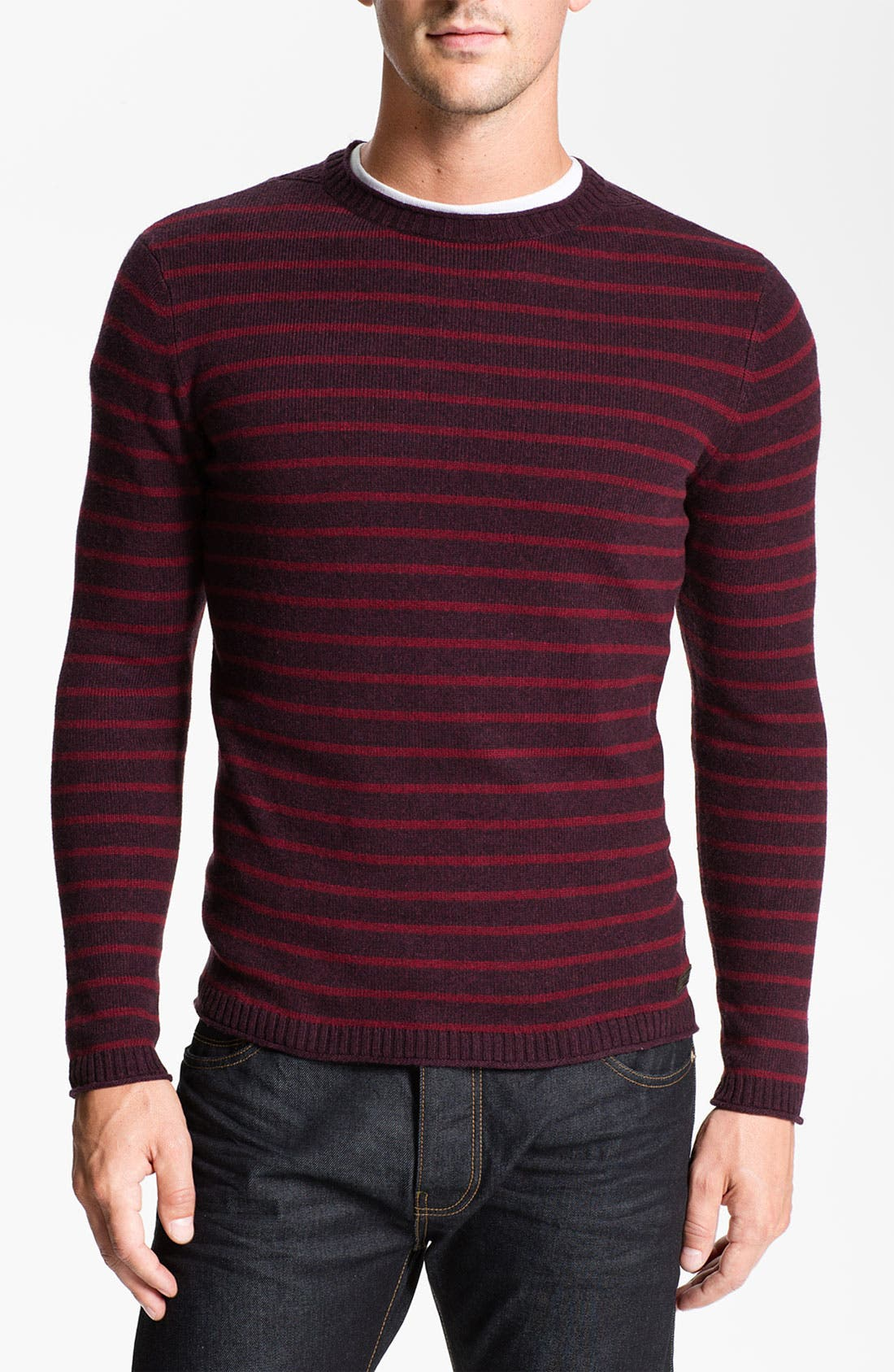 Alternate Image 1 Selected - Ted Baker London 'Lanahoy' Long Sleeve Sweater