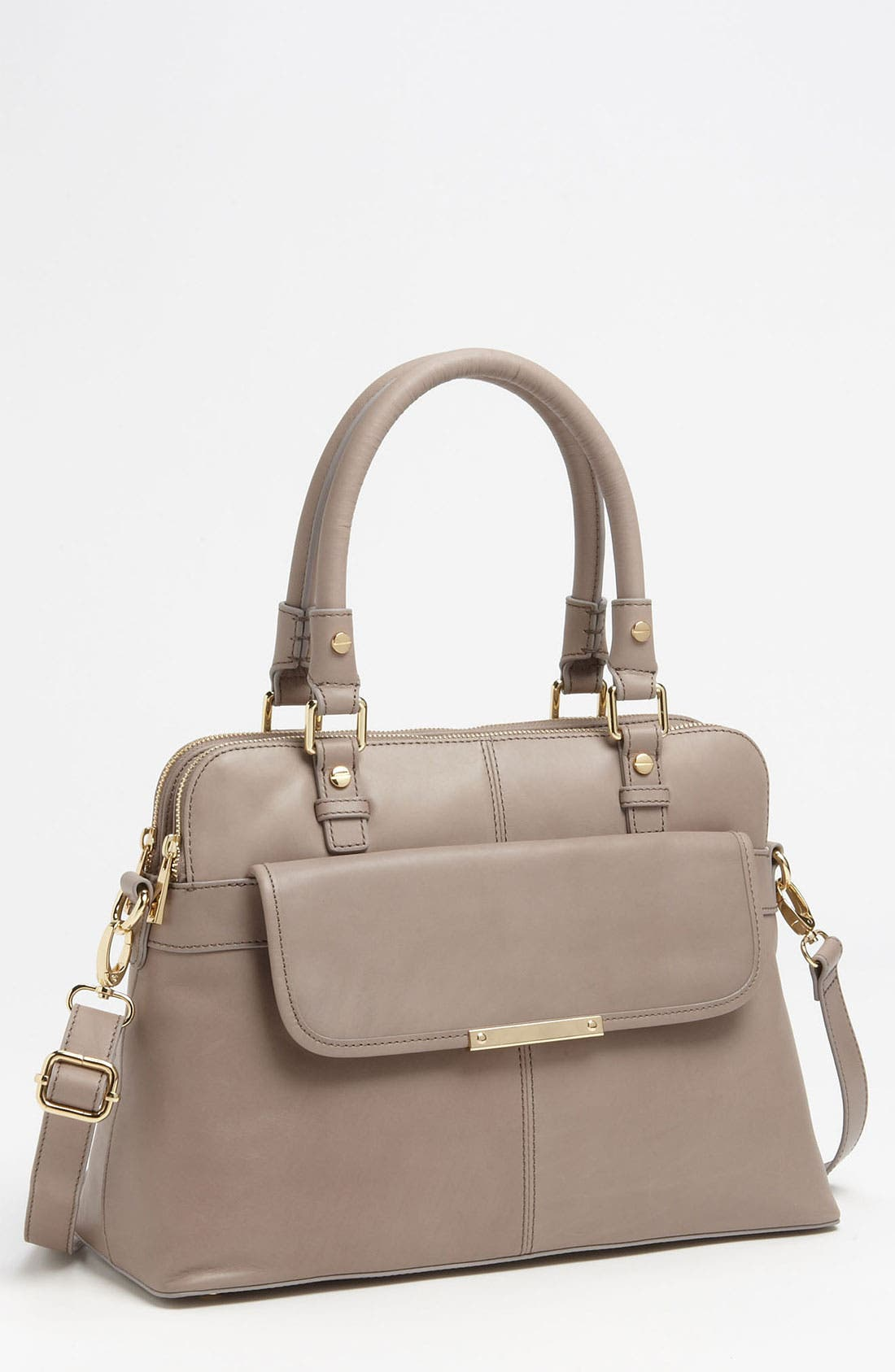 Alternate Image 1 Selected - Nordstrom 'Jaqueline' Top Handle Tote