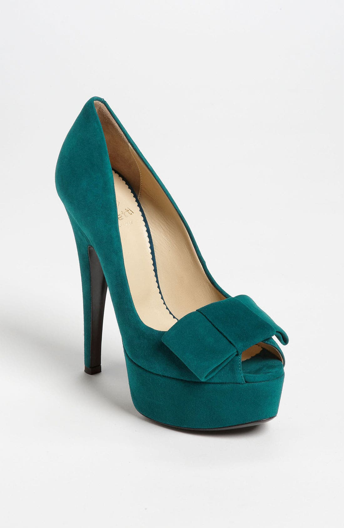 Alternate Image 1 Selected - Taccetti Peep Toe Pump