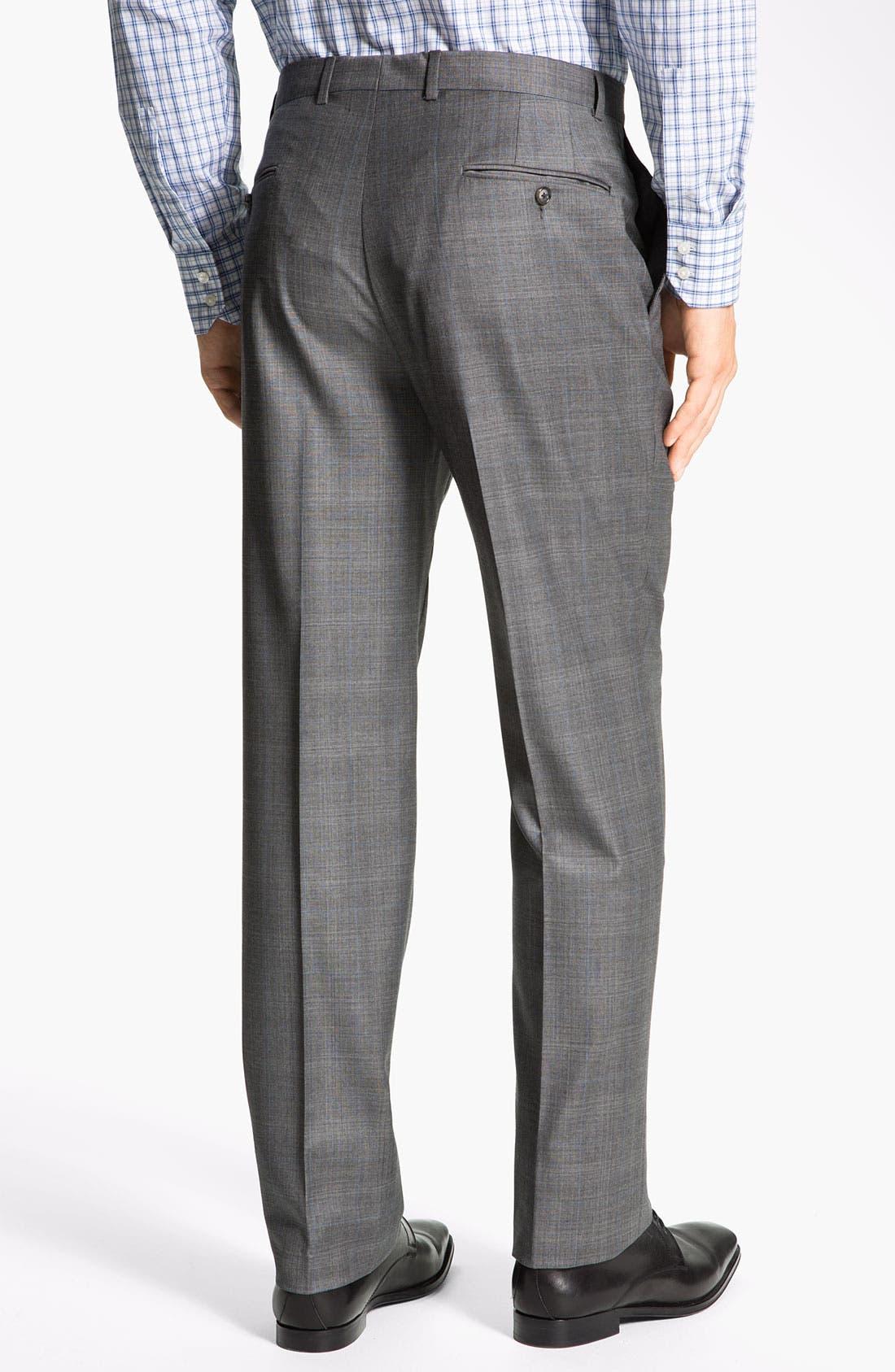 Alternate Image 5  - Hickey Freeman 'B Series' Wool Suit