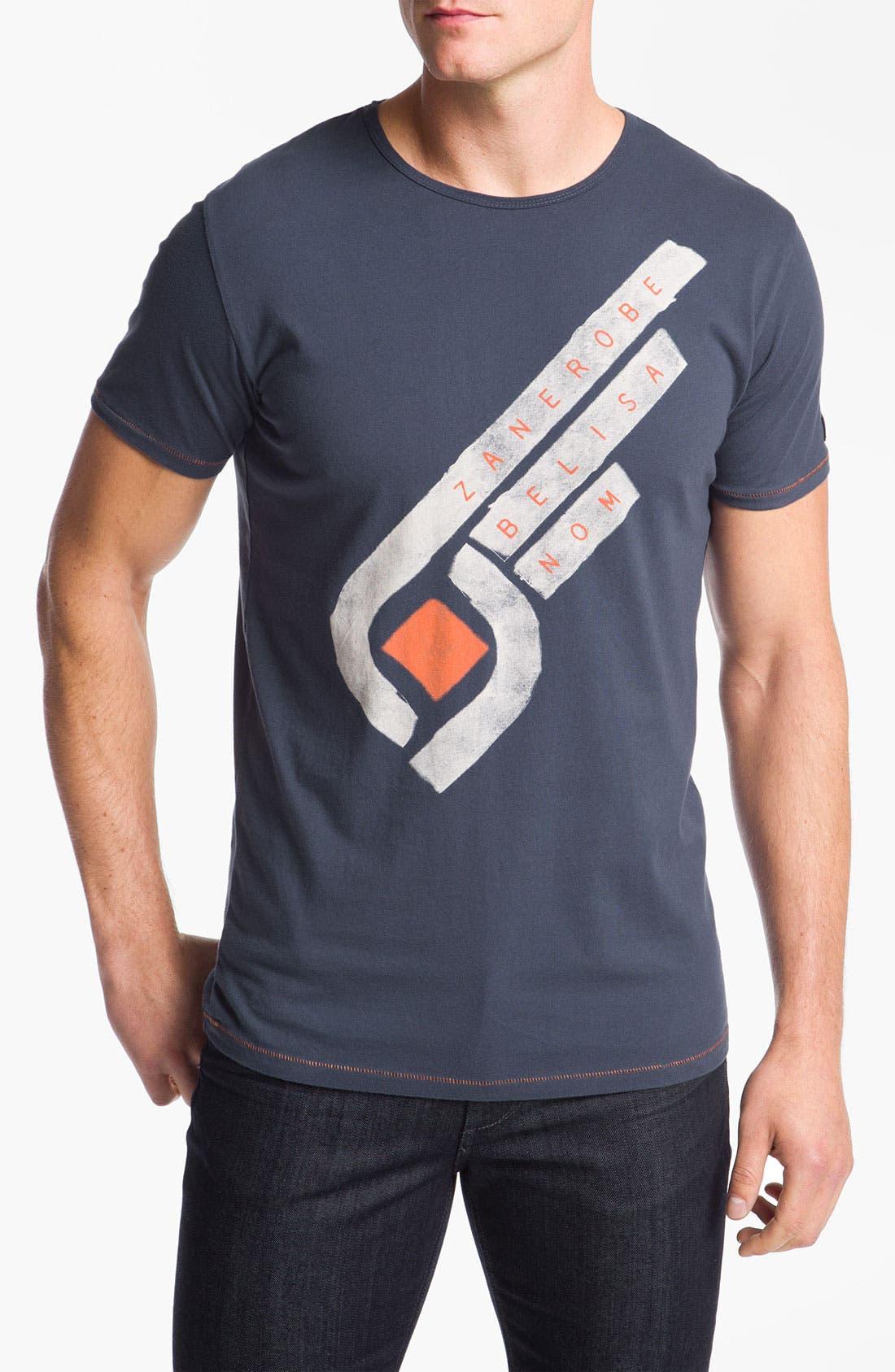 Alternate Image 1 Selected - Zanerobe 'Belisa' T-Shirt