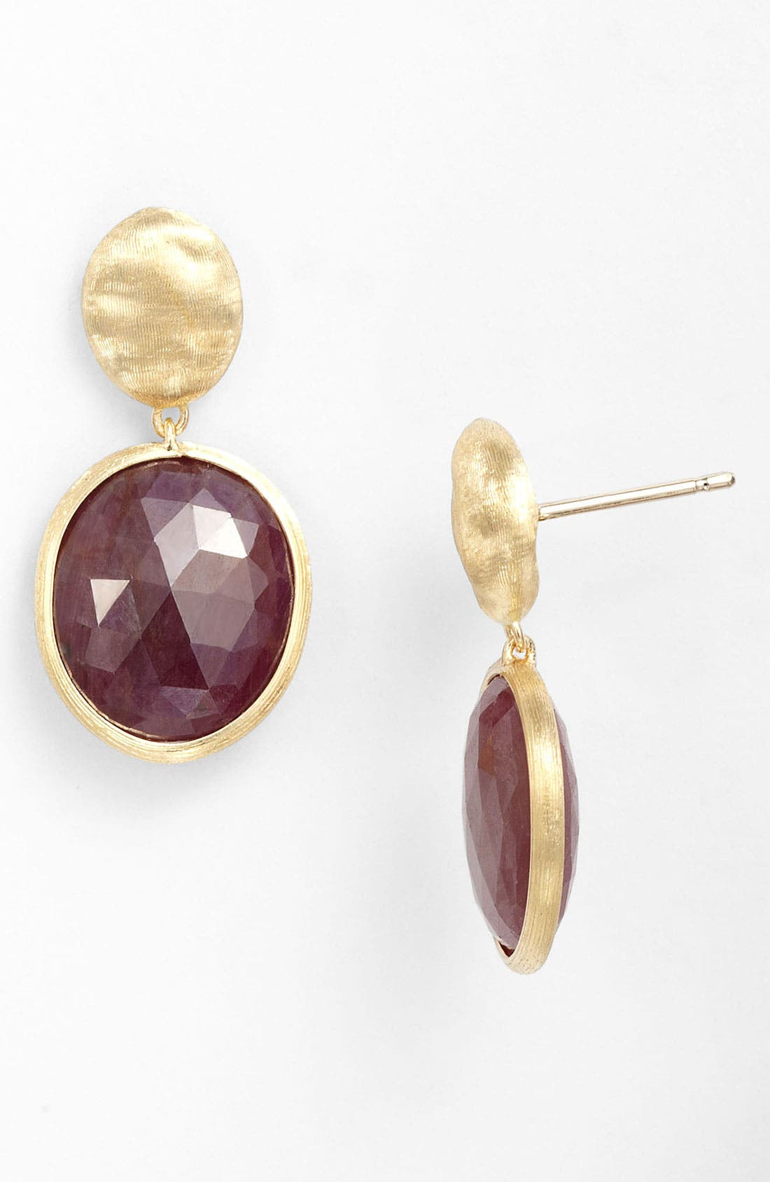 Alternate Image 1 Selected - Marco Bicego 'Siviglia' Sapphire Drop Earrings