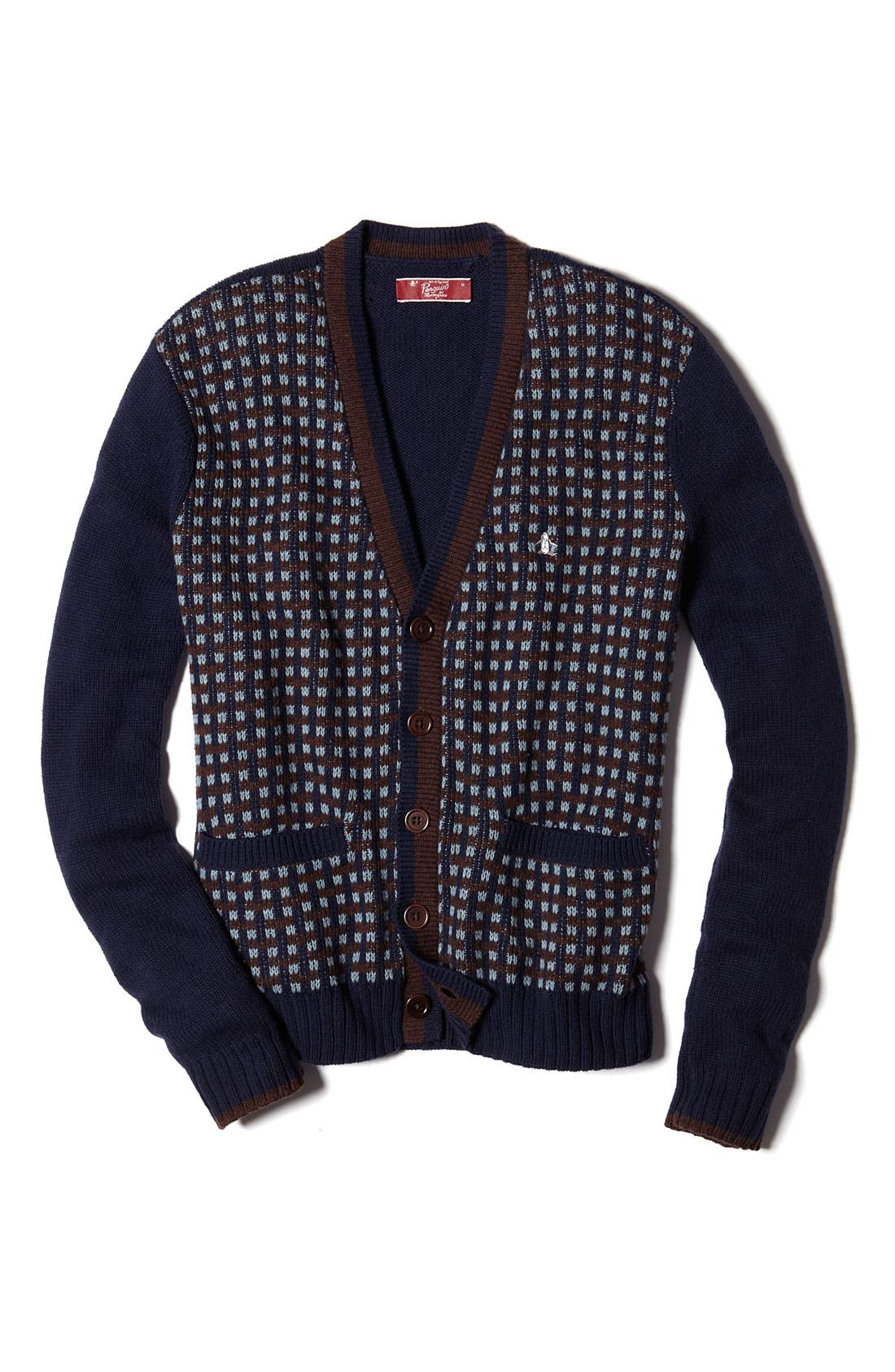 Alternate Image 3  - Original Penguin Cardigan