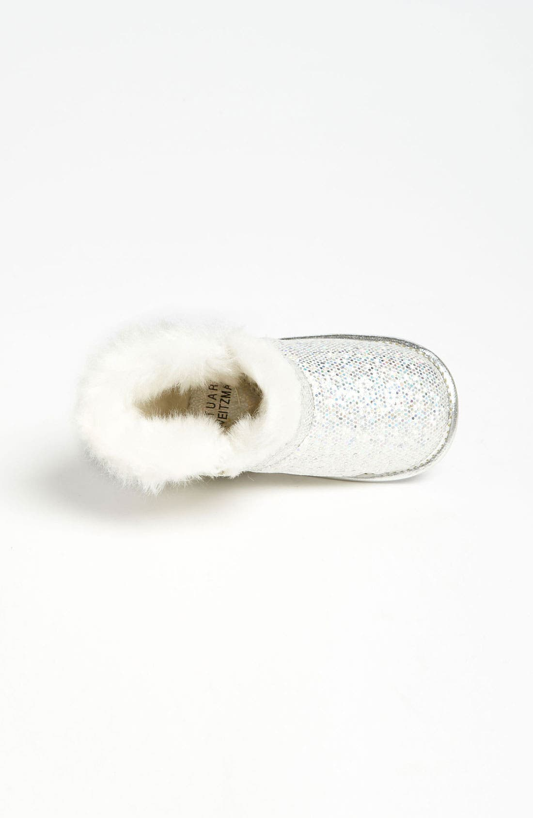 Alternate Image 3  - Stuart Weitzman 'Baby Snow' Bootie (Baby)