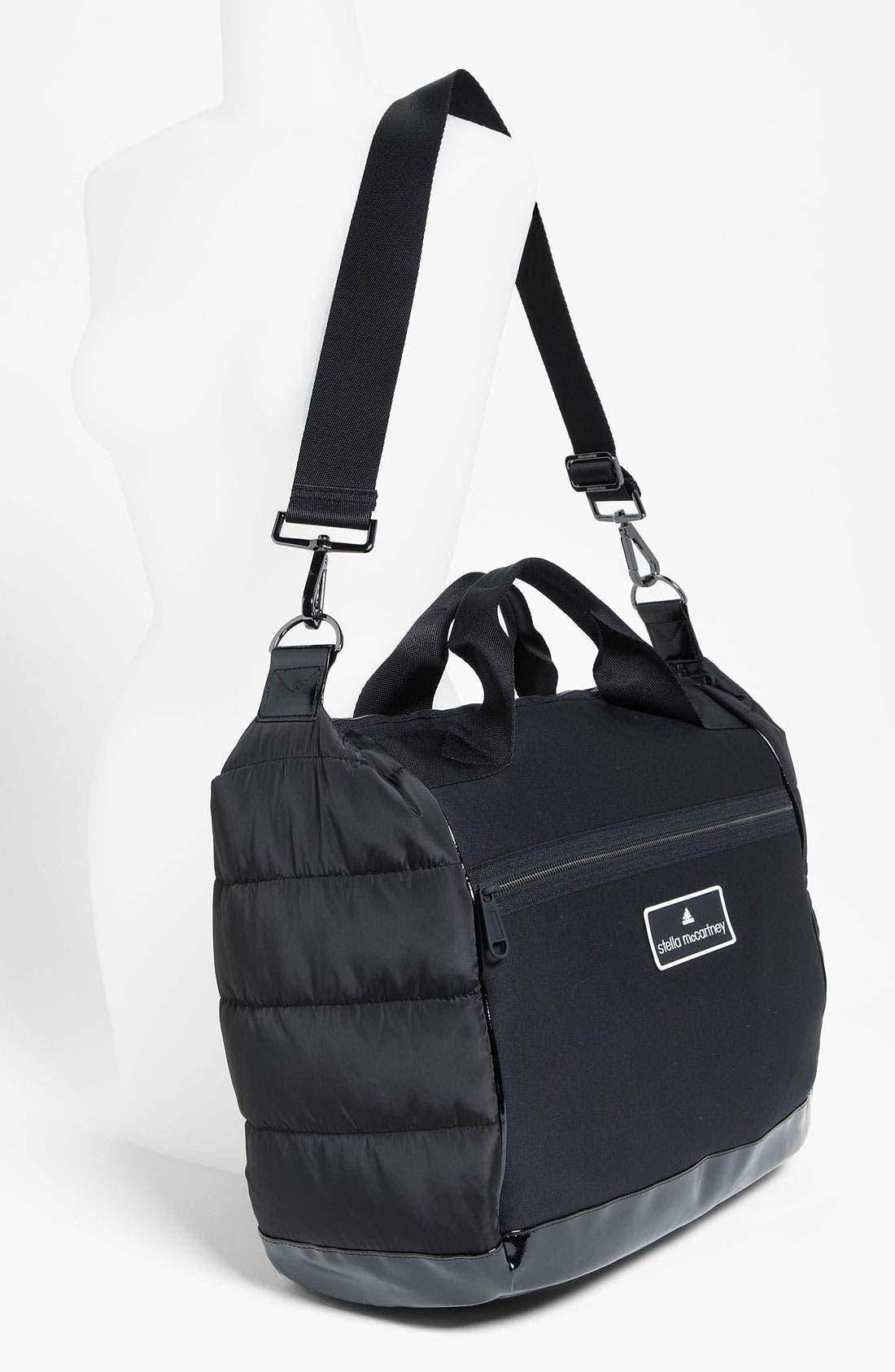 Alternate Image 2  - adidas by Stella McCartney 'Fashion' Duffel Bag