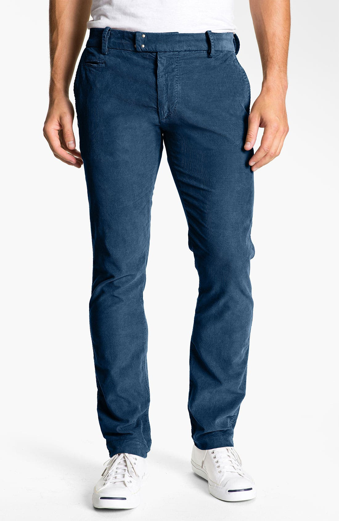 Alternate Image 1 Selected - DIESEL® 'Chi-Tight' Slim Tapered Leg Corduroy Pants