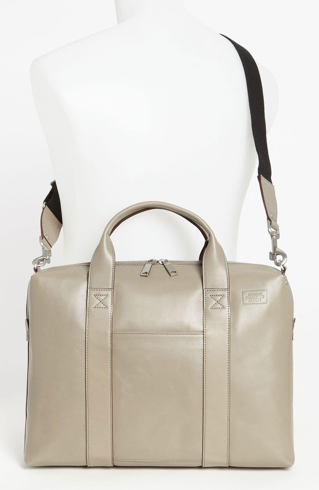 Alternate Image 3  - Jack Spade 'Davis' Leather Briefcase