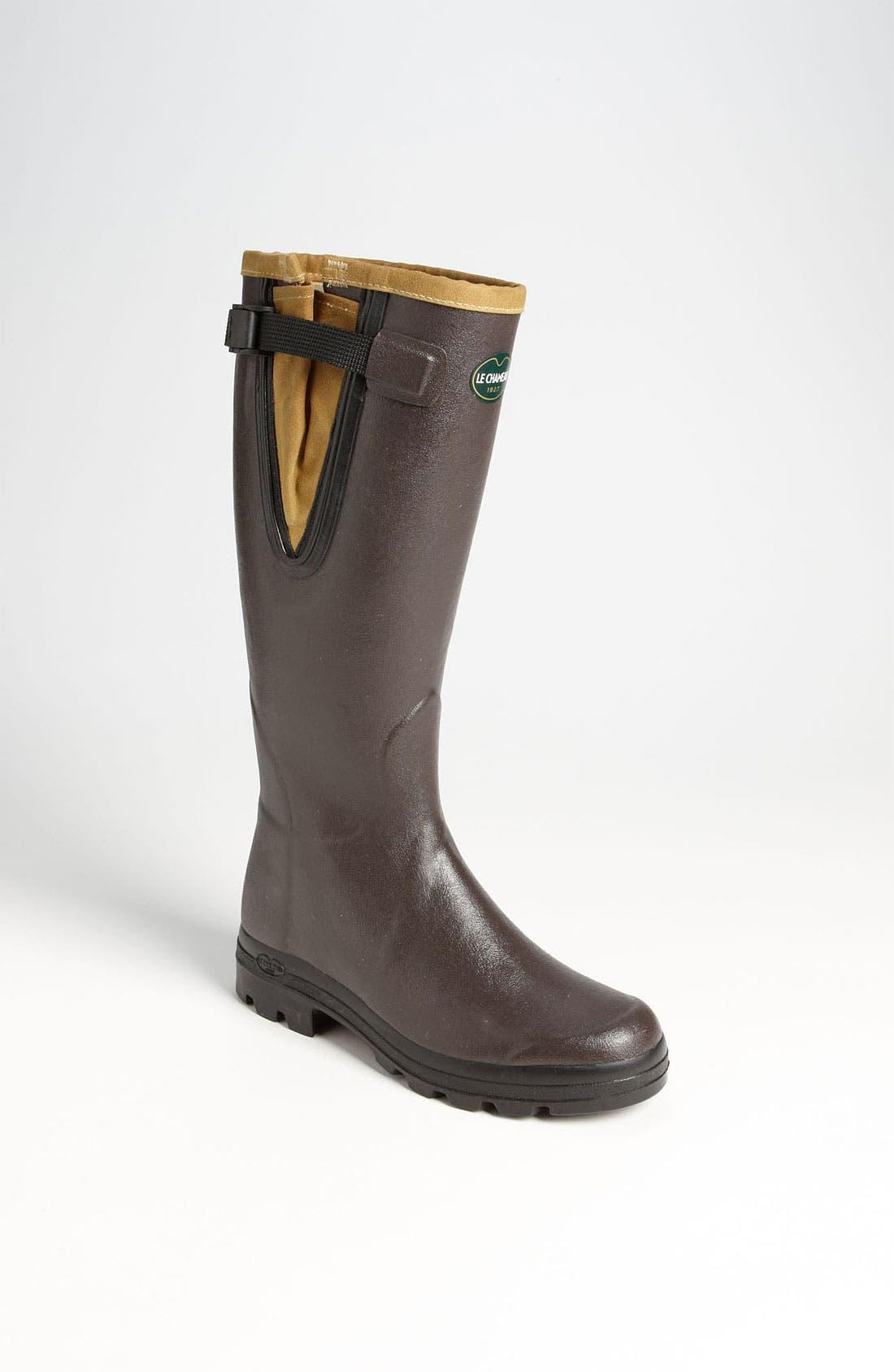 Main Image - Le Chameau 'Filson Vierzon' Rain Boot