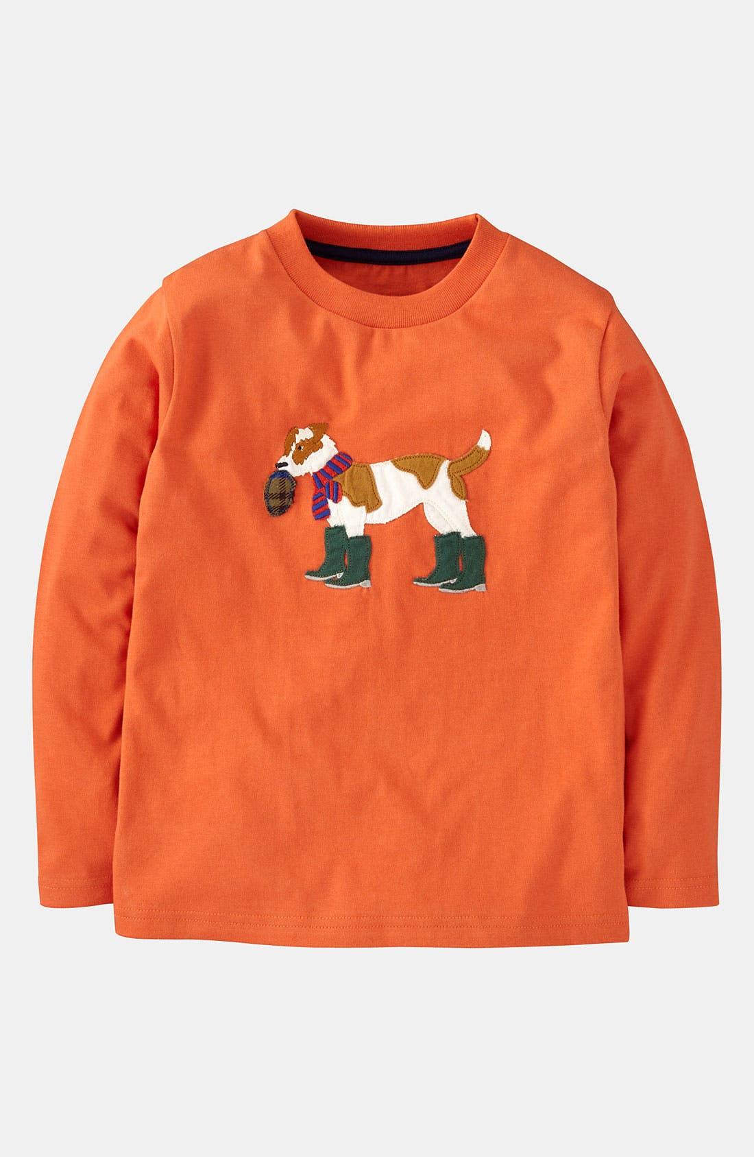 Main Image - Mini Boden 'Animal Adventure' T-Shirt (Little Boys & Big Boys)