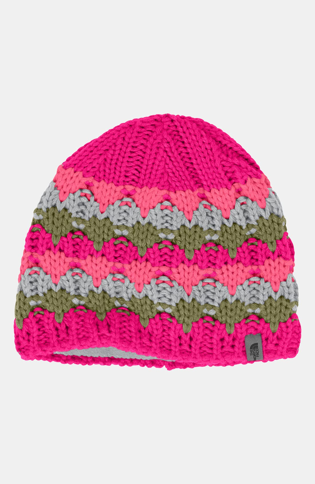 Main Image - The North Face 'Lizzy Bizzy' Beanie (Girls)