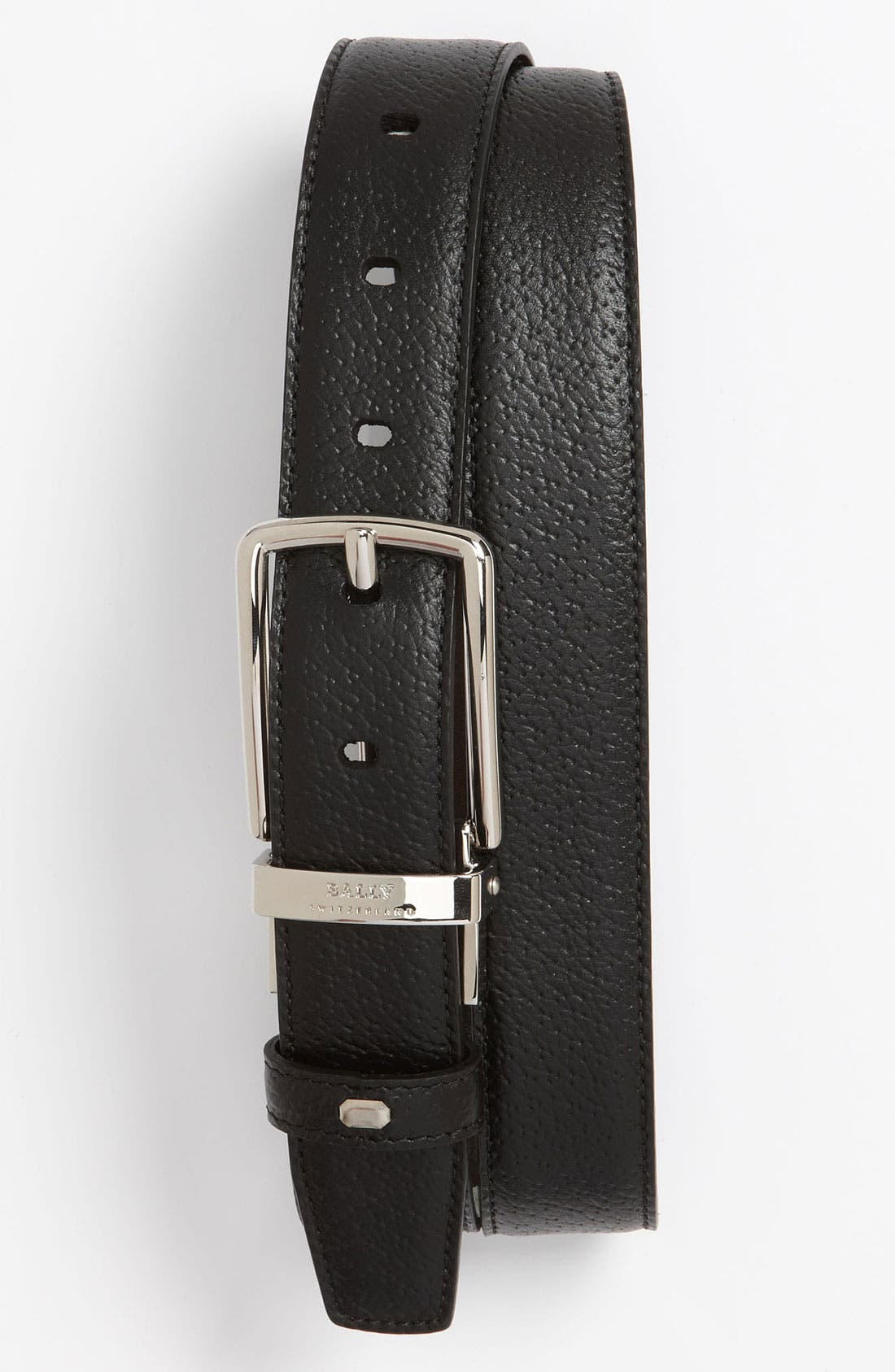 Main Image - Bally Reversible Calfskin Belt