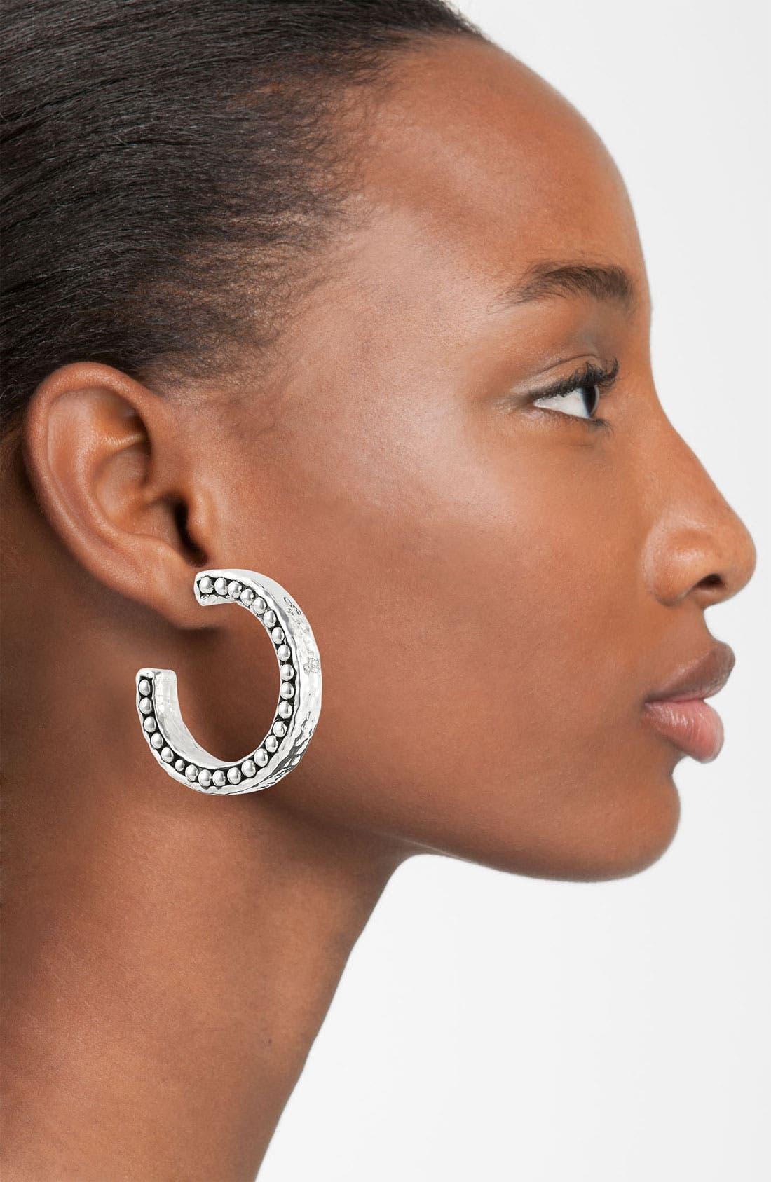 Alternate Image 2  - Simon Sebbag 'Prosecco' Hoop Earrings