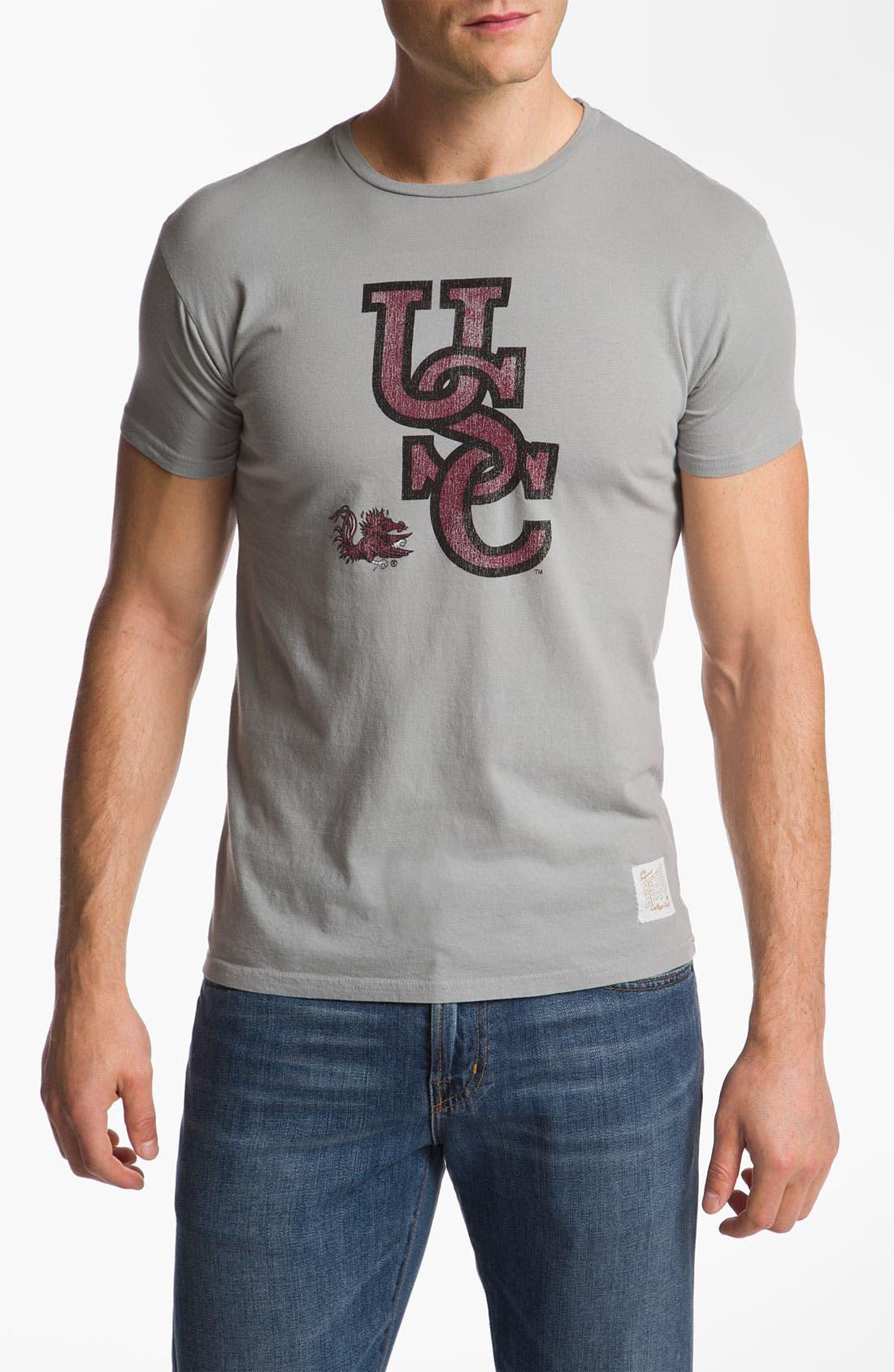 Alternate Image 1 Selected - The Original Retro Brand 'South Carolina Gamecocks' T-Shirt