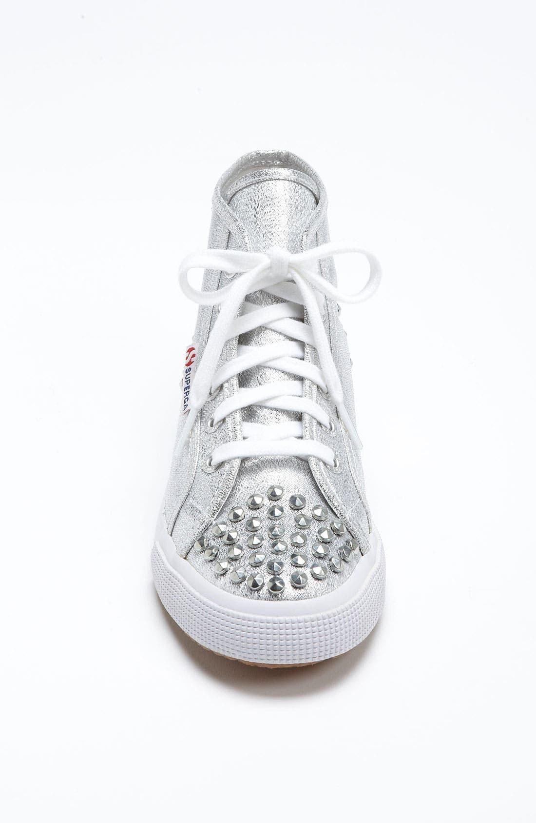 Alternate Image 3  - Superga 'Lamé Studs' Sneaker (Women)