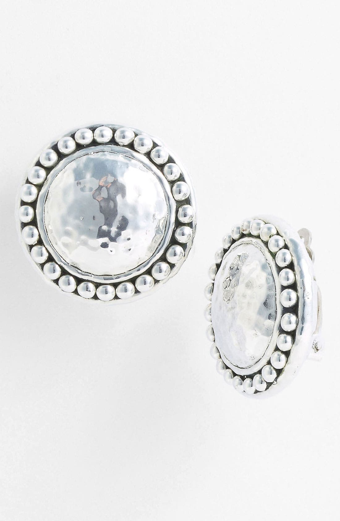 Alternate Image 1 Selected - Simon Sebbag 'Prosecco' Clip Earrings