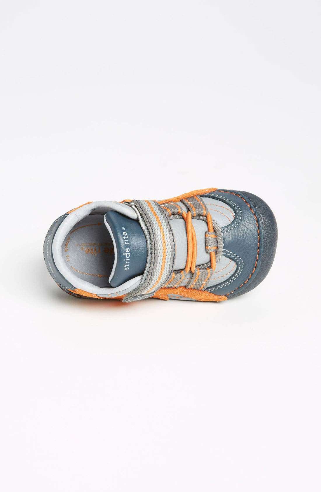 Alternate Image 3  - Stride Rite 'Leo' Sneaker (Baby & Walker)
