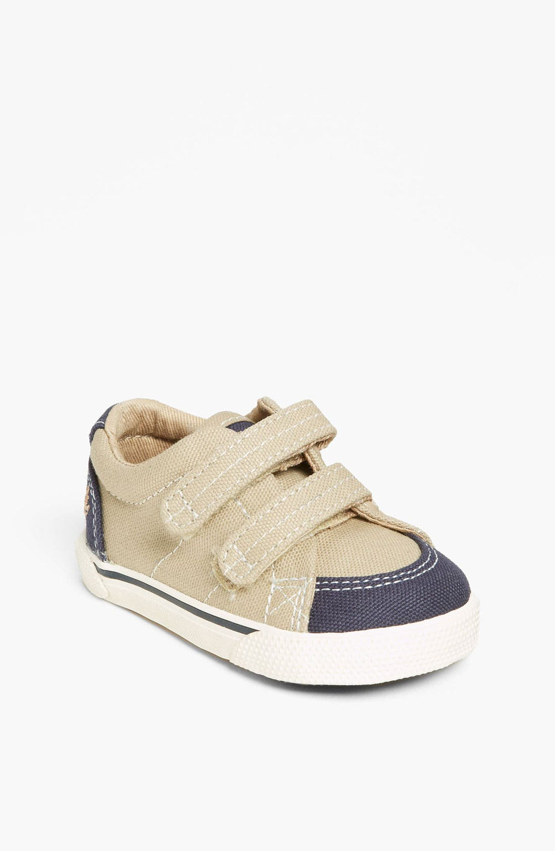 Main Image - Sperry Top-Sider® 'Halyard' Crib Shoe (Baby)