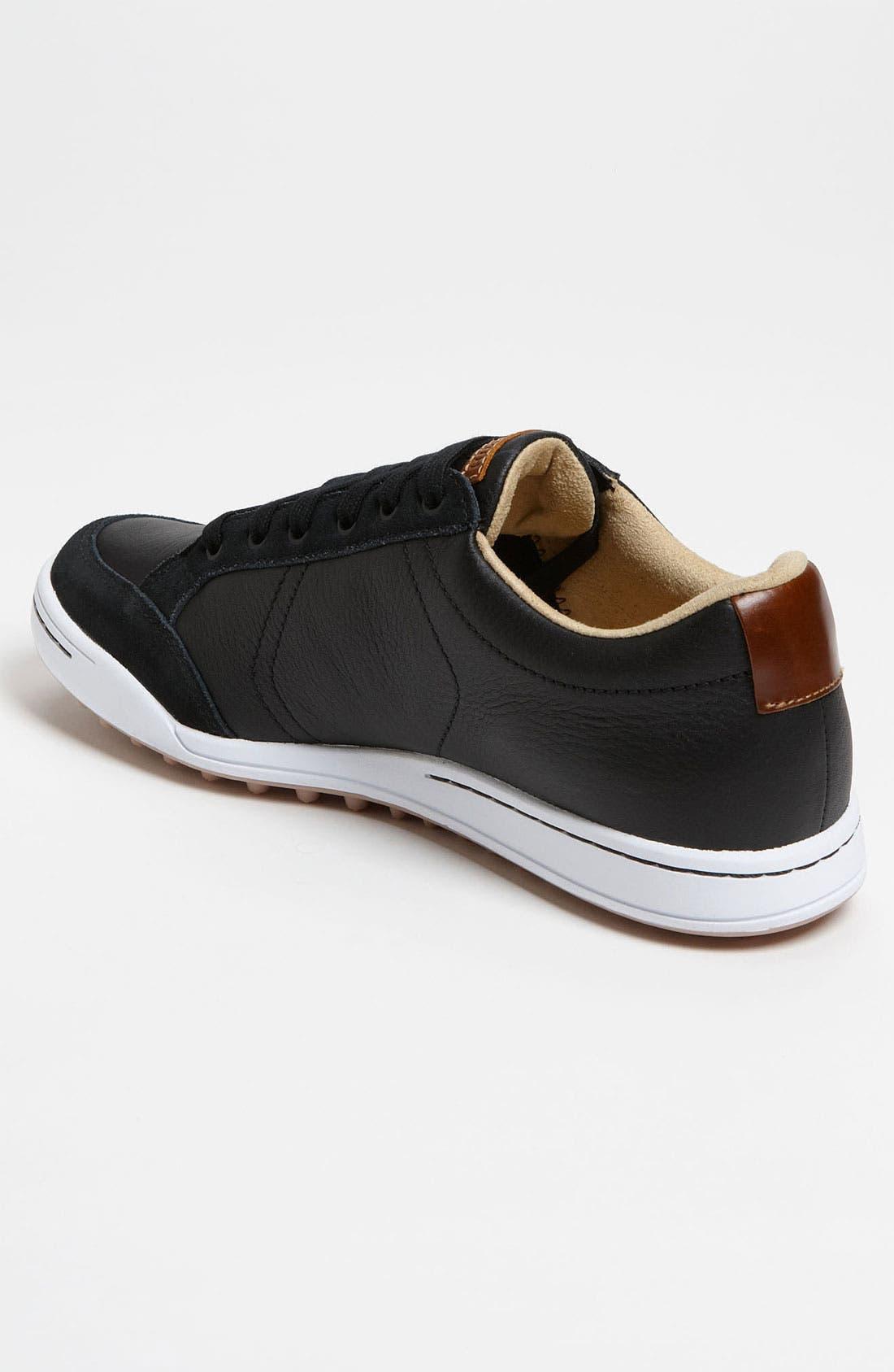 Alternate Image 2  - Ashworth Golf 'Cardiff' Golf Shoe (Men) (Online Only)