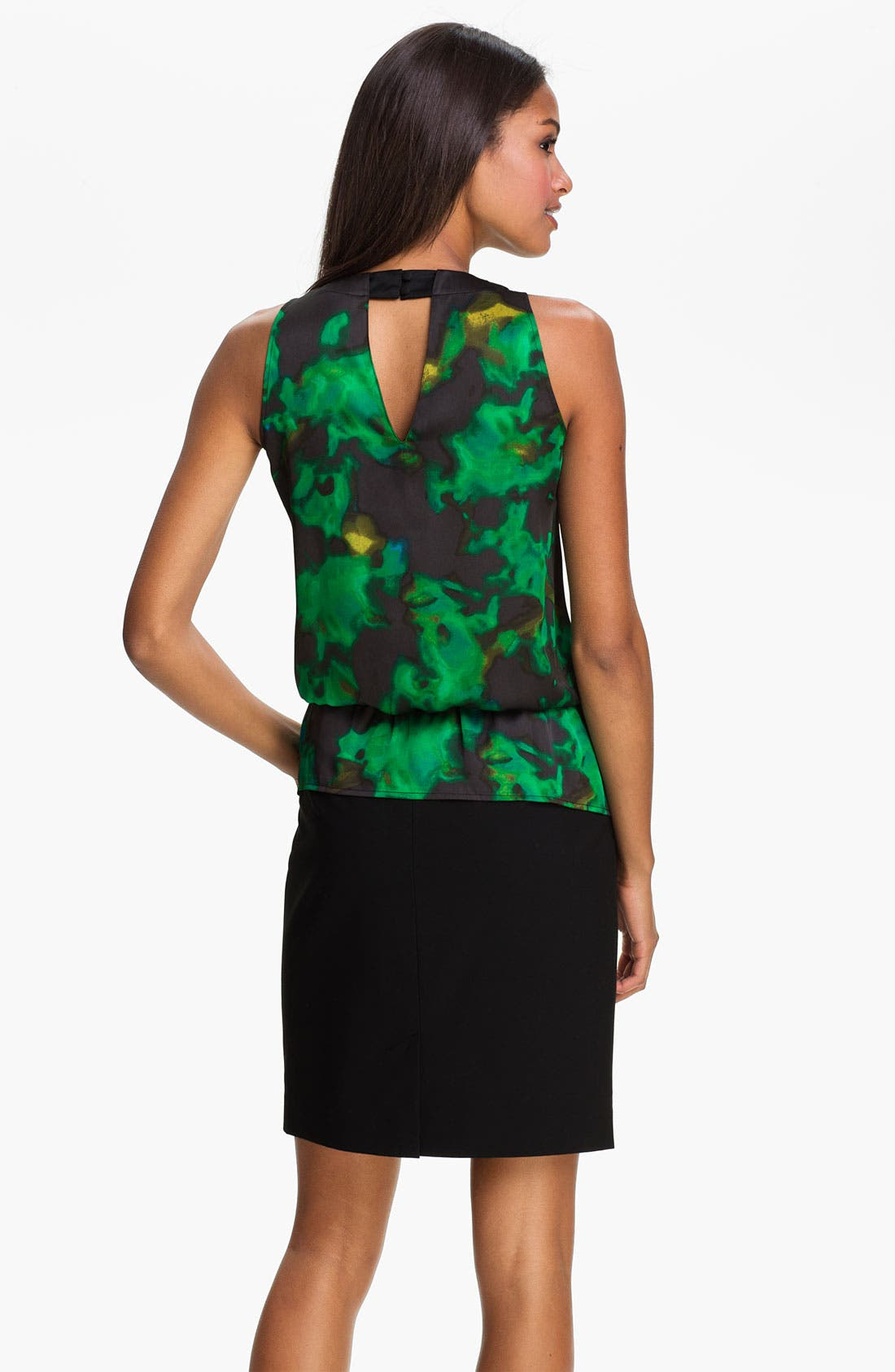 Alternate Image 2  - Kenneth Cole New York 'Fiery Floral' Top