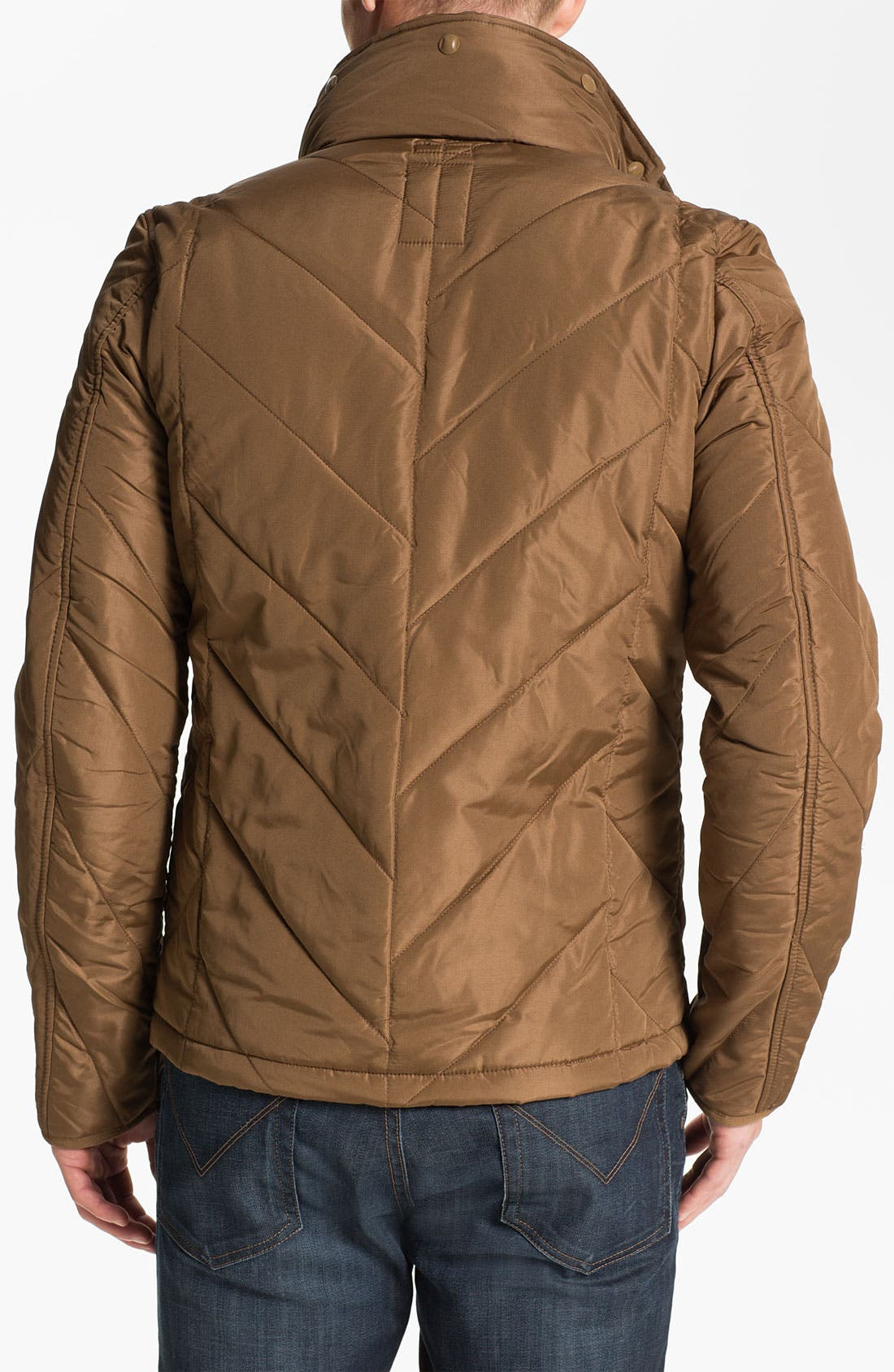 Alternate Image 2  - G-Star Raw Quilted Nylon Jacket