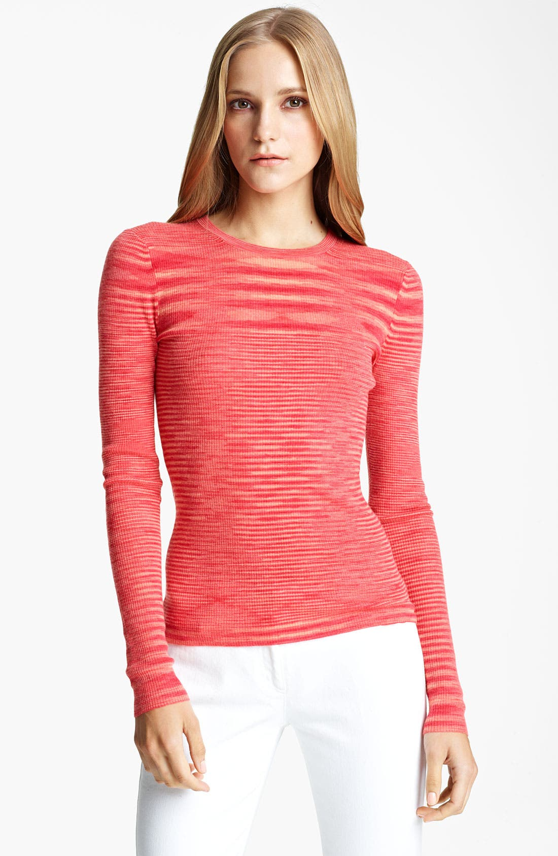 Main Image - Michael Kors Space Dye Cashmere Sweater