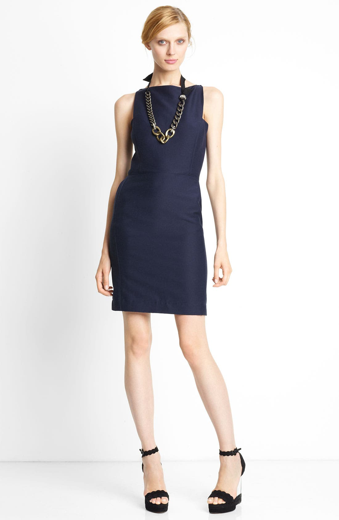 Alternate Image 1 Selected - Lanvin Sleeveless Sheath Dress