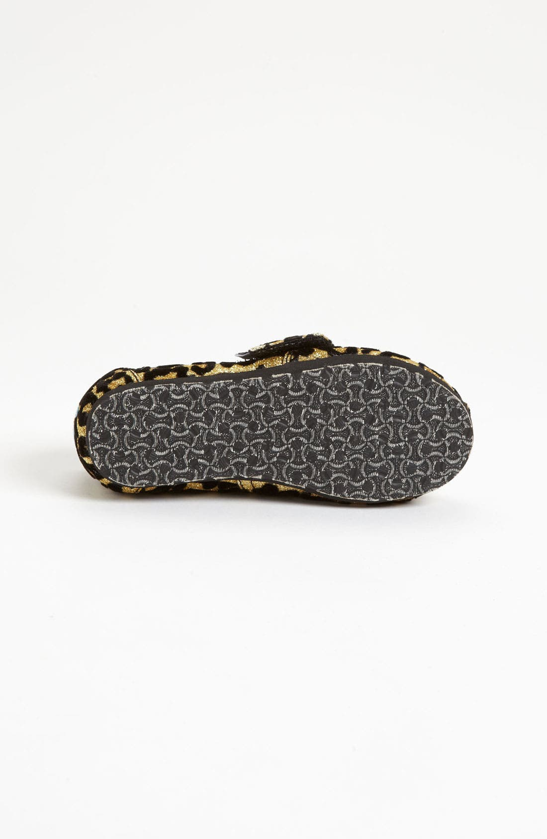 Alternate Image 4  - TOMS 'Classic Tiny - Glitter' Print Slip-On (Baby, Walker & Toddler)(Nordstrom Exclusive)