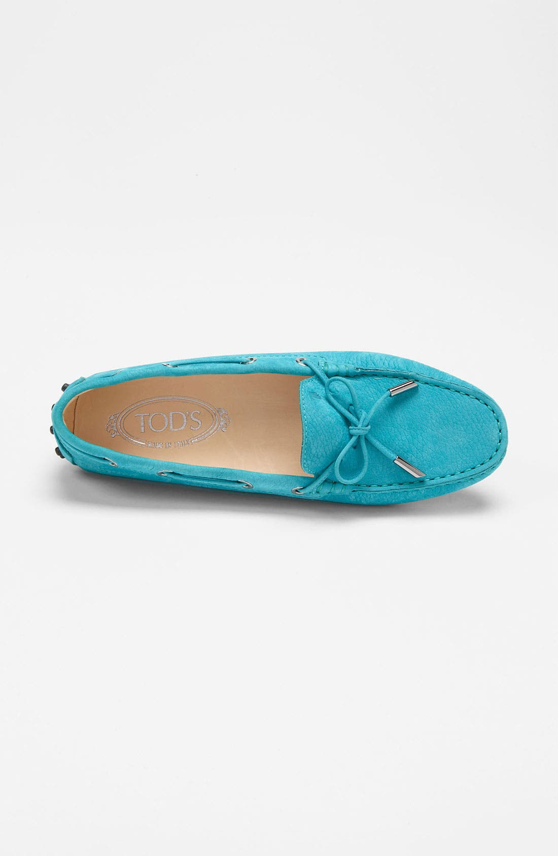 Alternate Image 3  - Tod's 'Heaven Laccetto' Moccasin