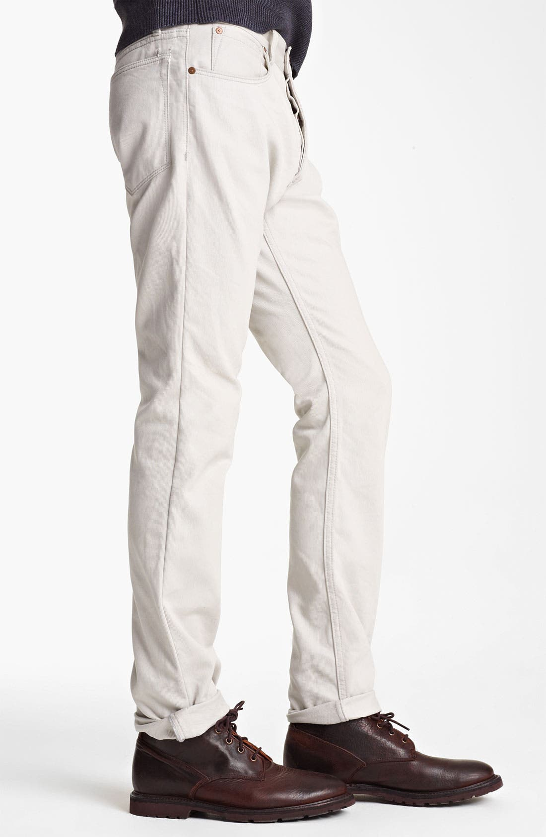 Alternate Image 3  - Todd Snyder Bedford Cord Pants