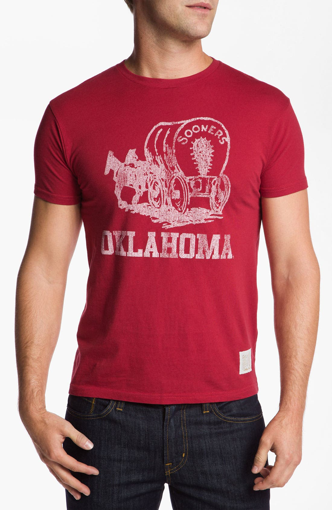Main Image - The Original Retro Brand 'Oklahoma Sooners' T-Shirt