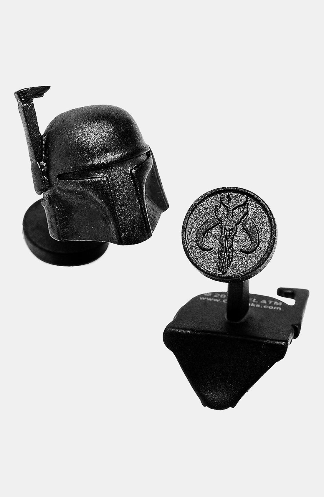 Main Image - Cufflinks, Inc. 'Star Wars™ - Boba Fett' Cuff Links